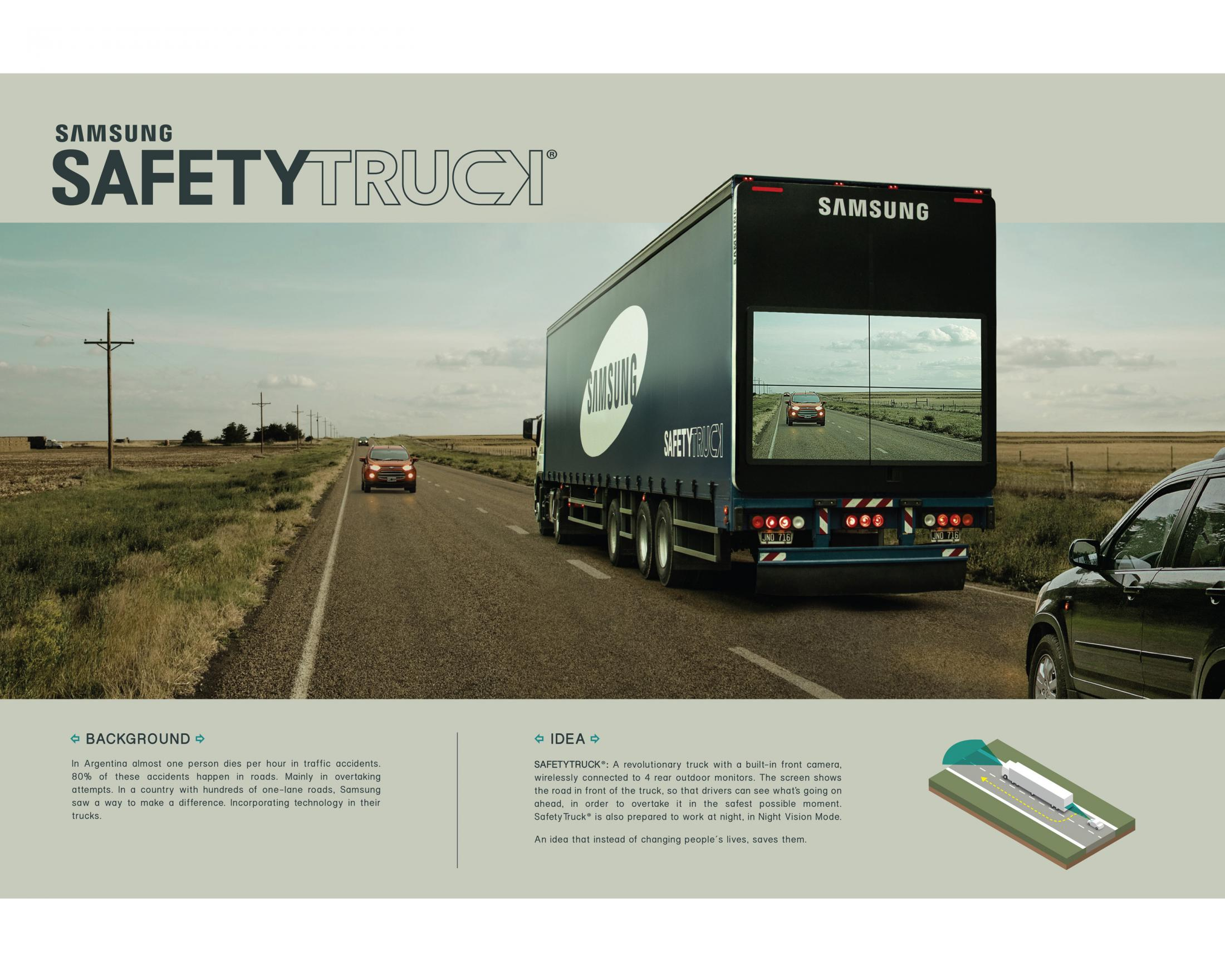 Thumbnail for Samsung Safety Truck