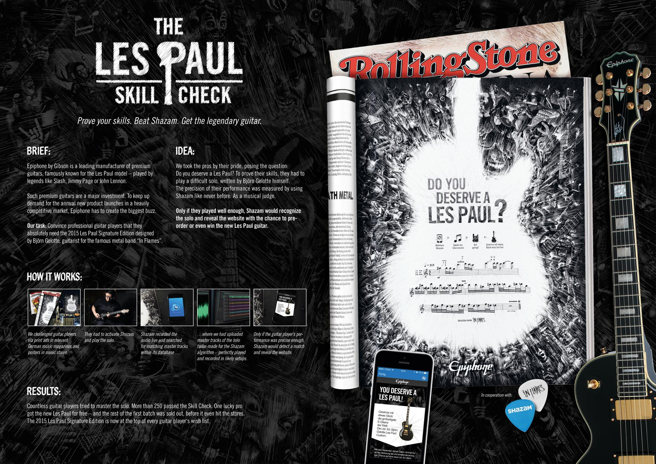 Thumbnail for The Les Paul Skill Check