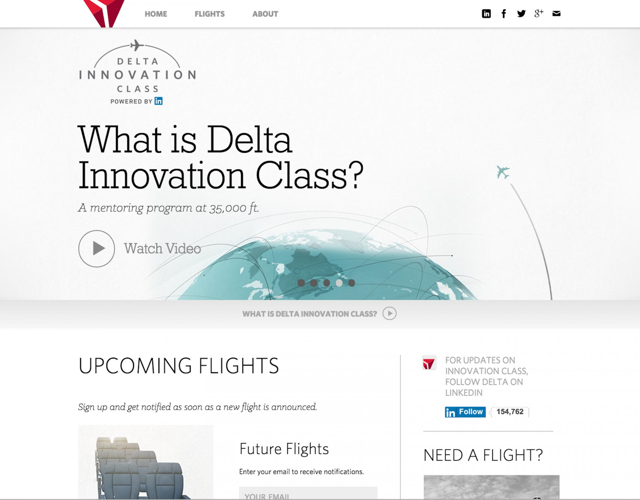 Thumbnail for Delta Innovation Class