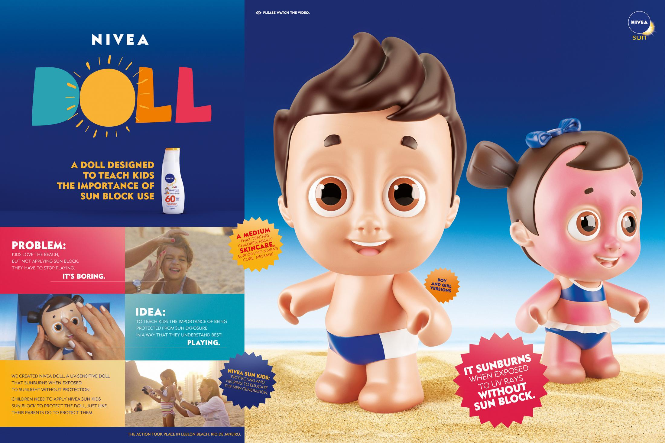 Thumbnail for NIVEA Doll