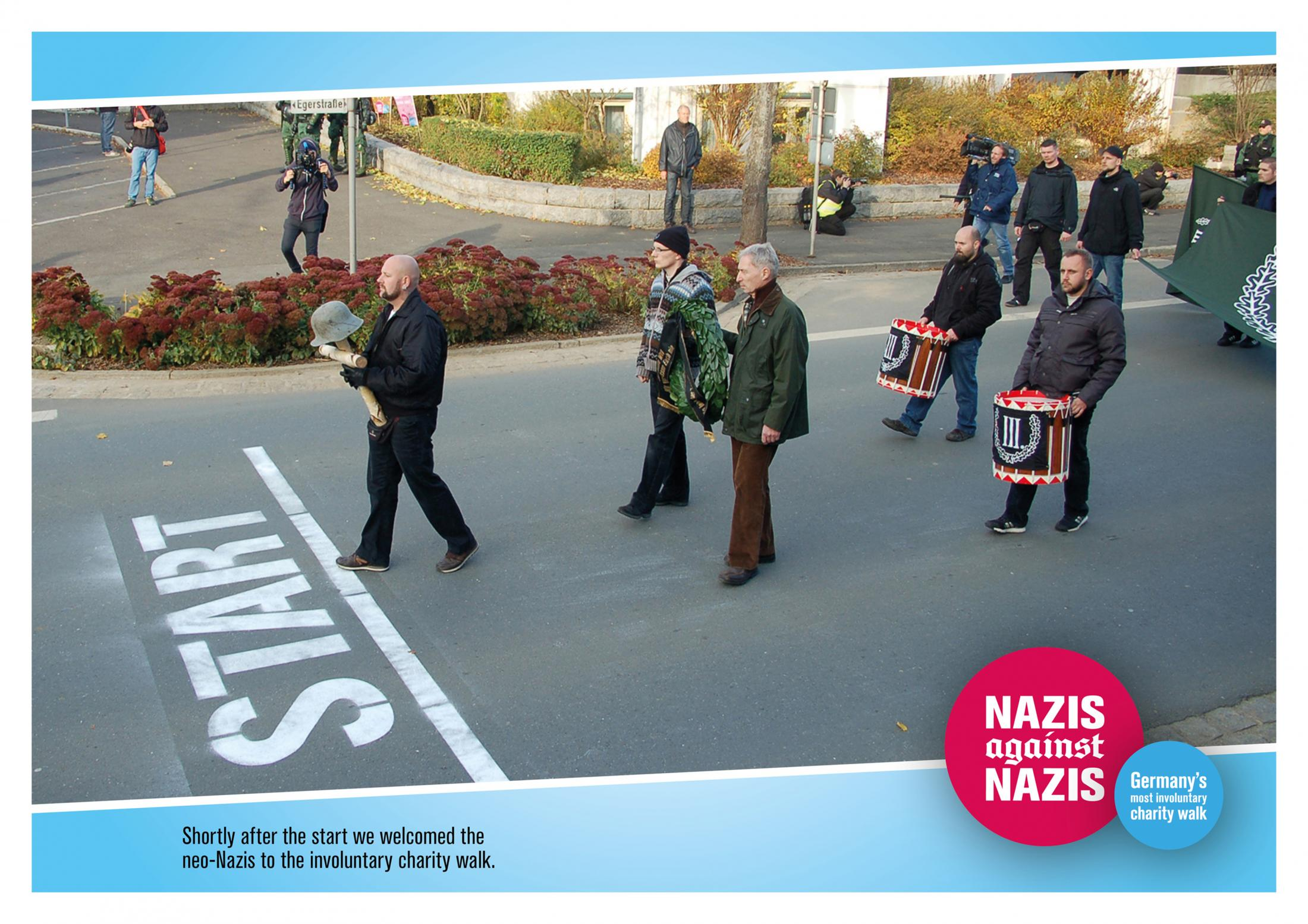 Thumbnail for Nazis against Nazis- Germany's most involuntary charity walk
