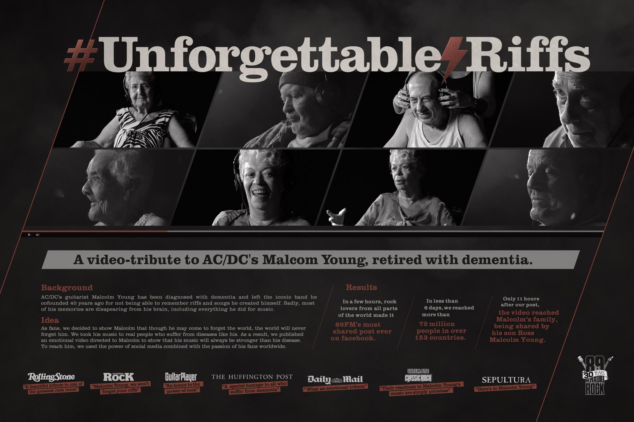 Thumbnail for #UnforgettableRiffs