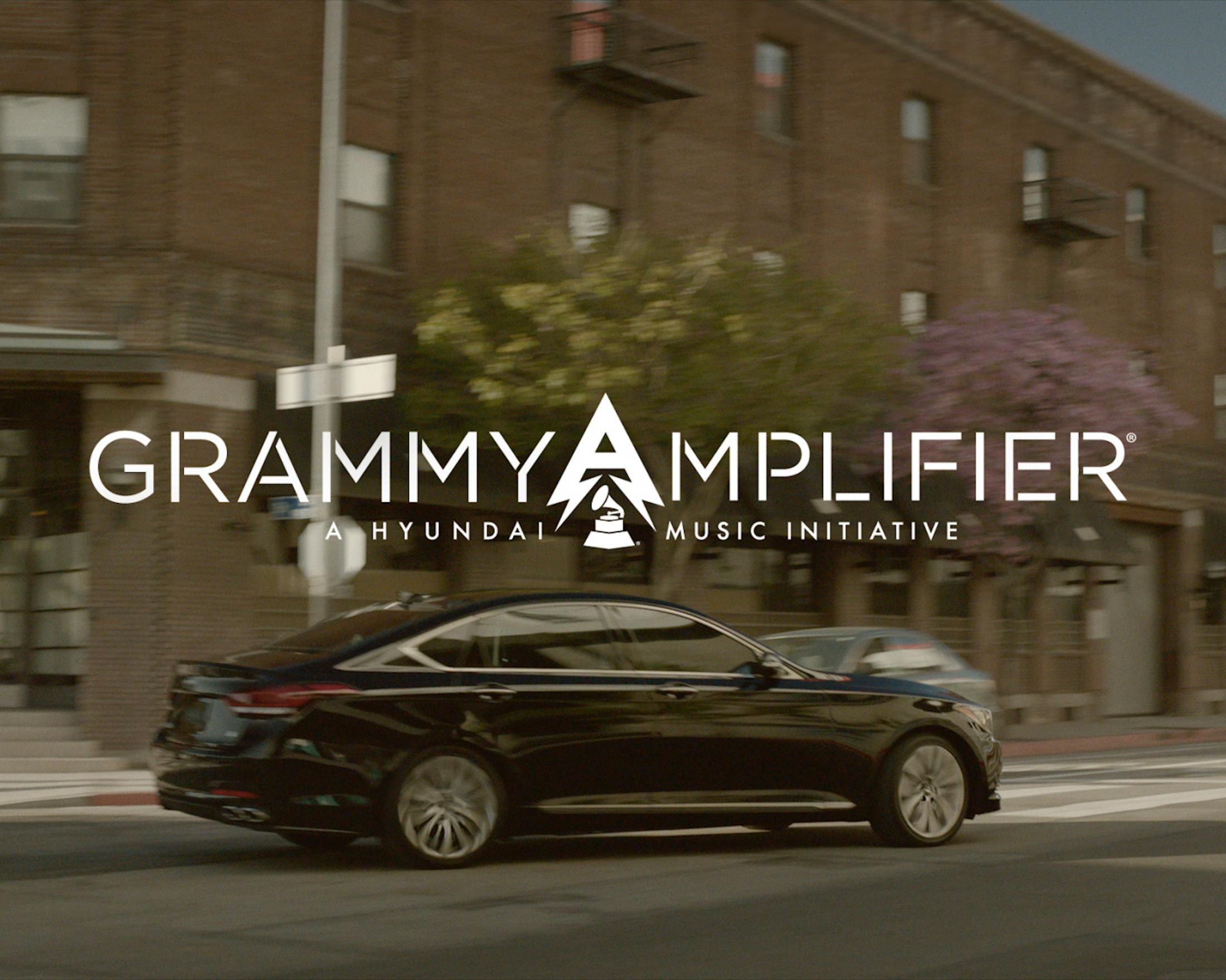 Thumbnail for Hyundai GRAMMY Amplifier Program