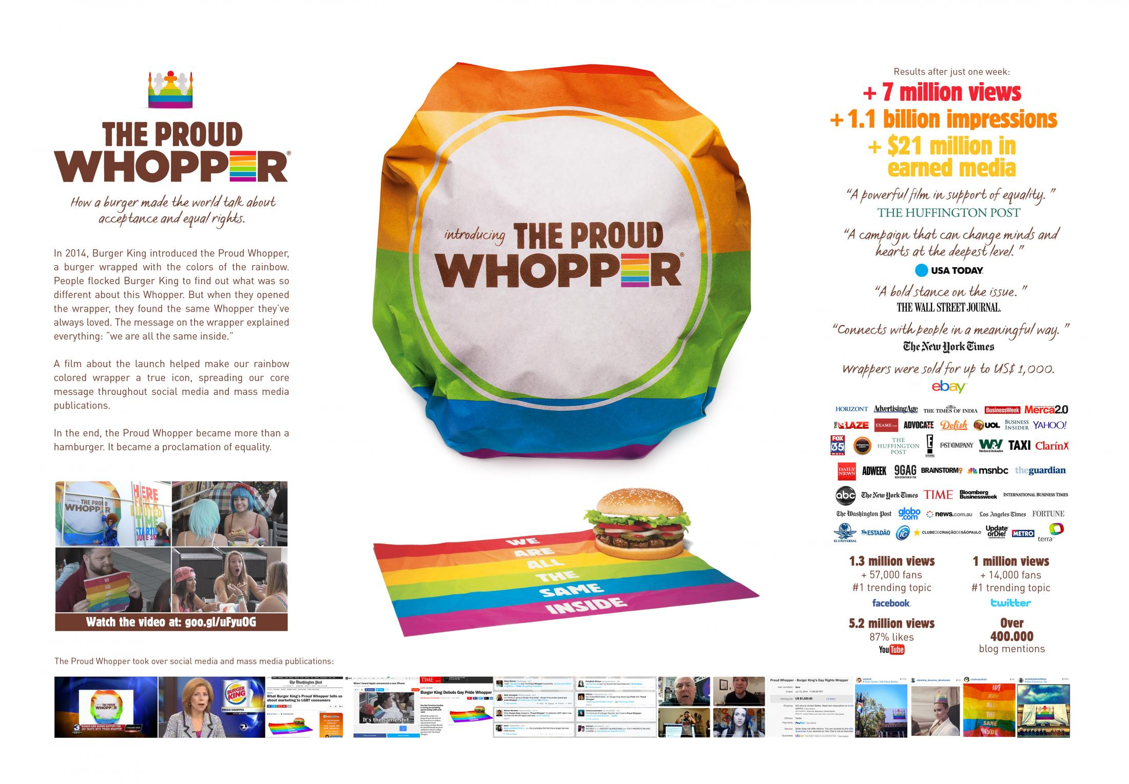 Thumbnail for Proud Whopper