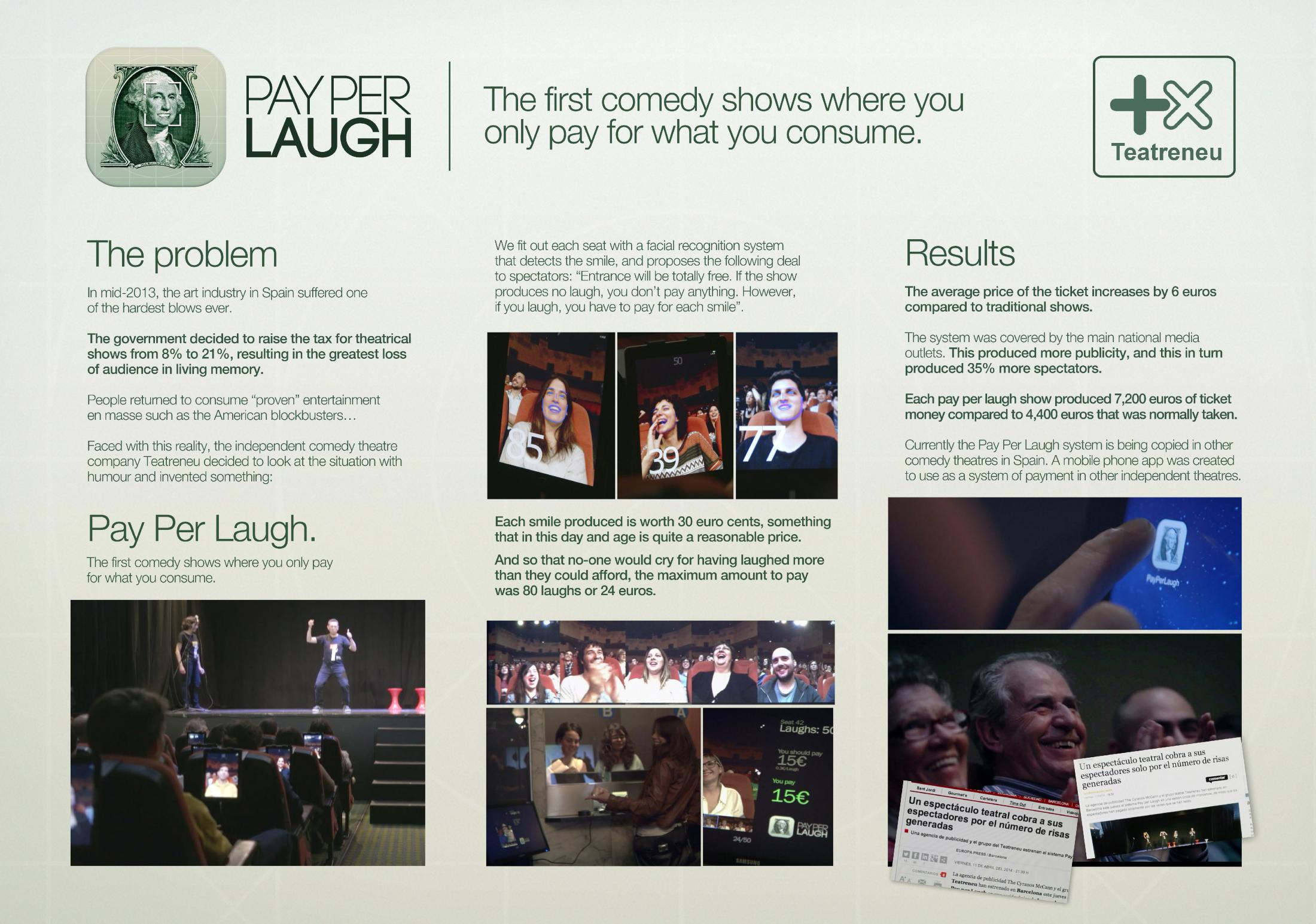 Image Media for Pay per laugh