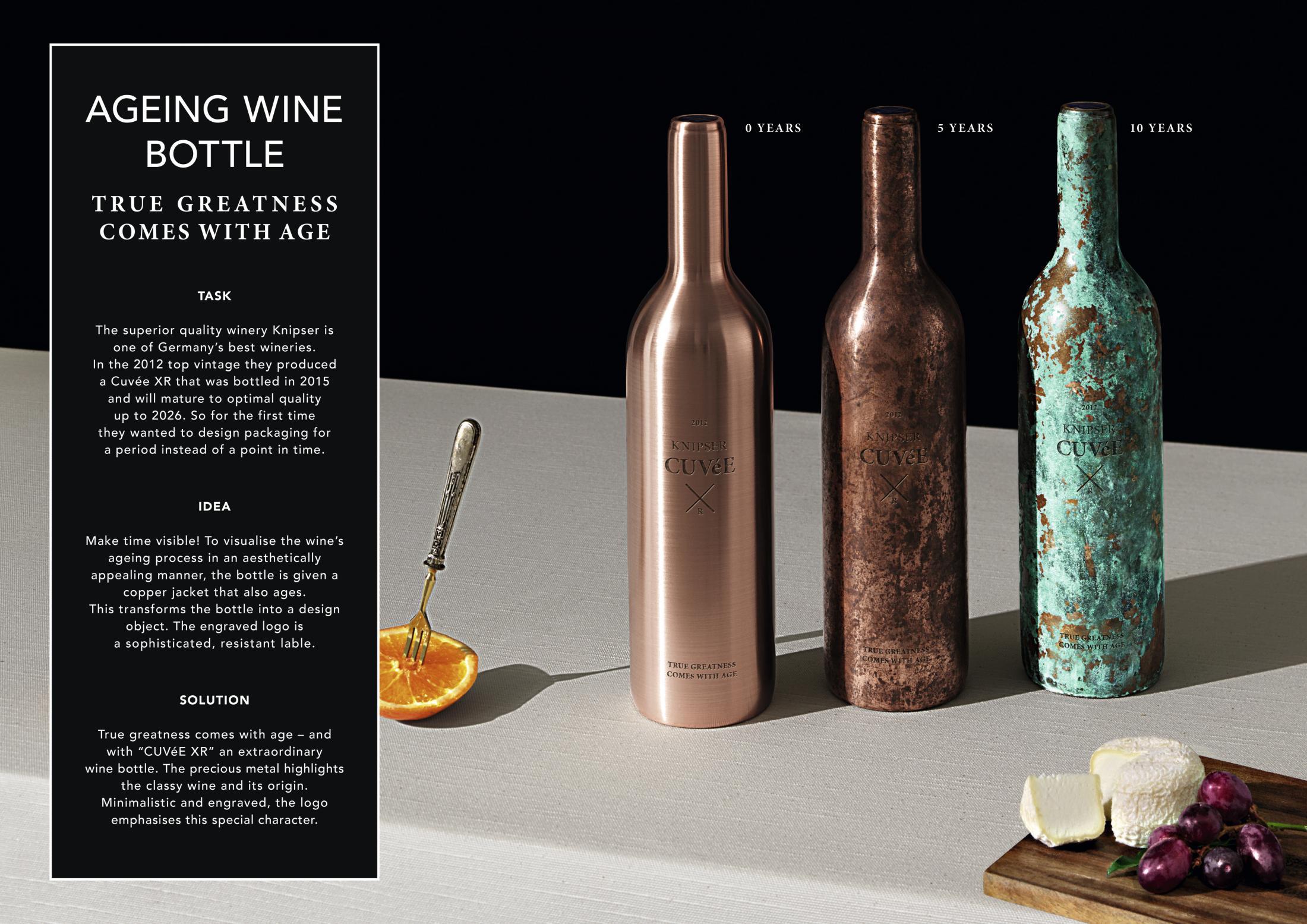 Thumbnail for Ageing Wine Bottle