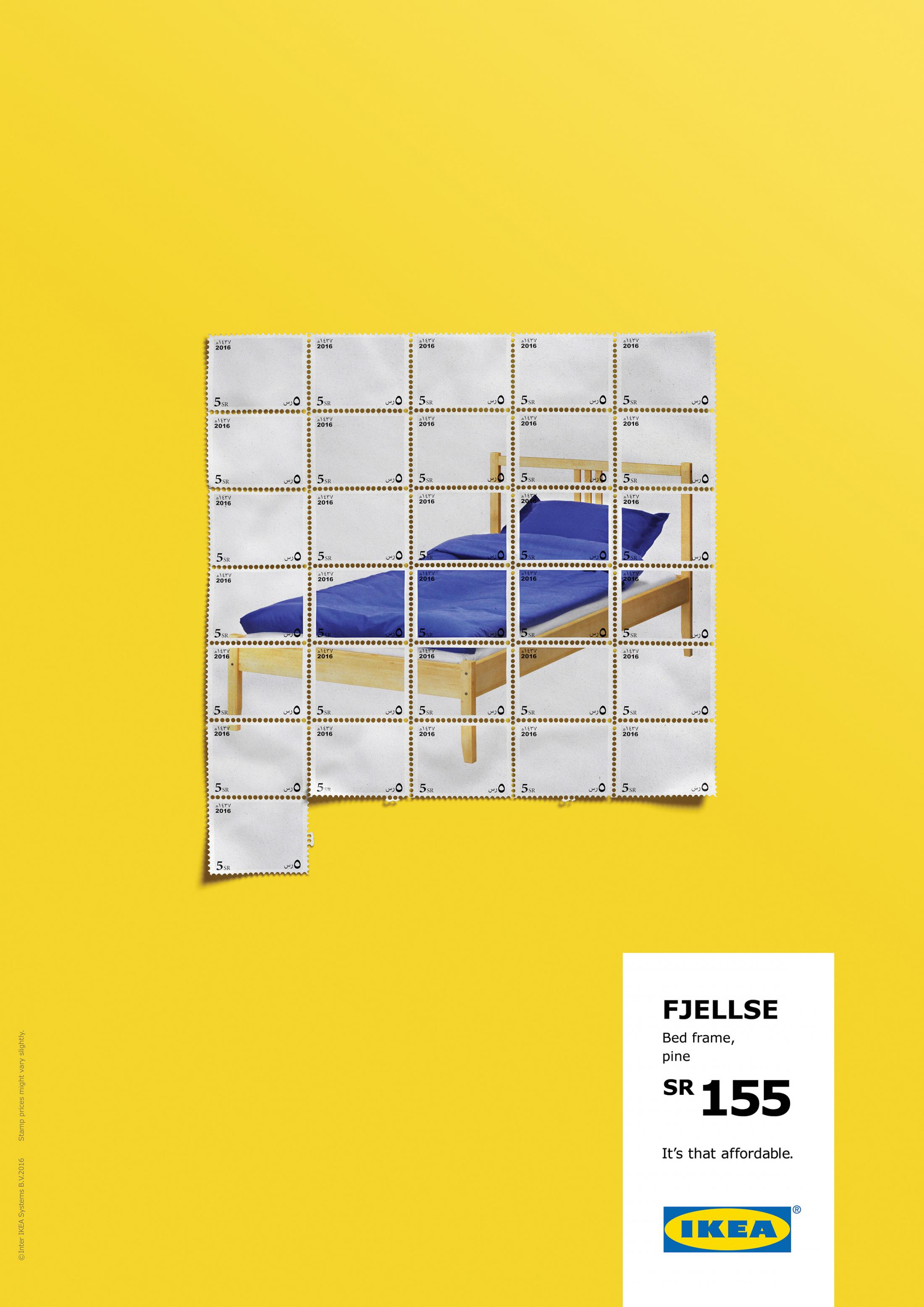 Image Media for IKEA. It's that affordable.