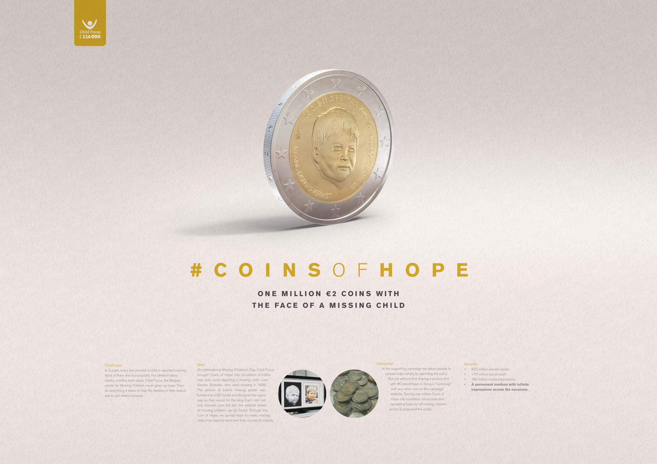 Thumbnail for Coins of Hope