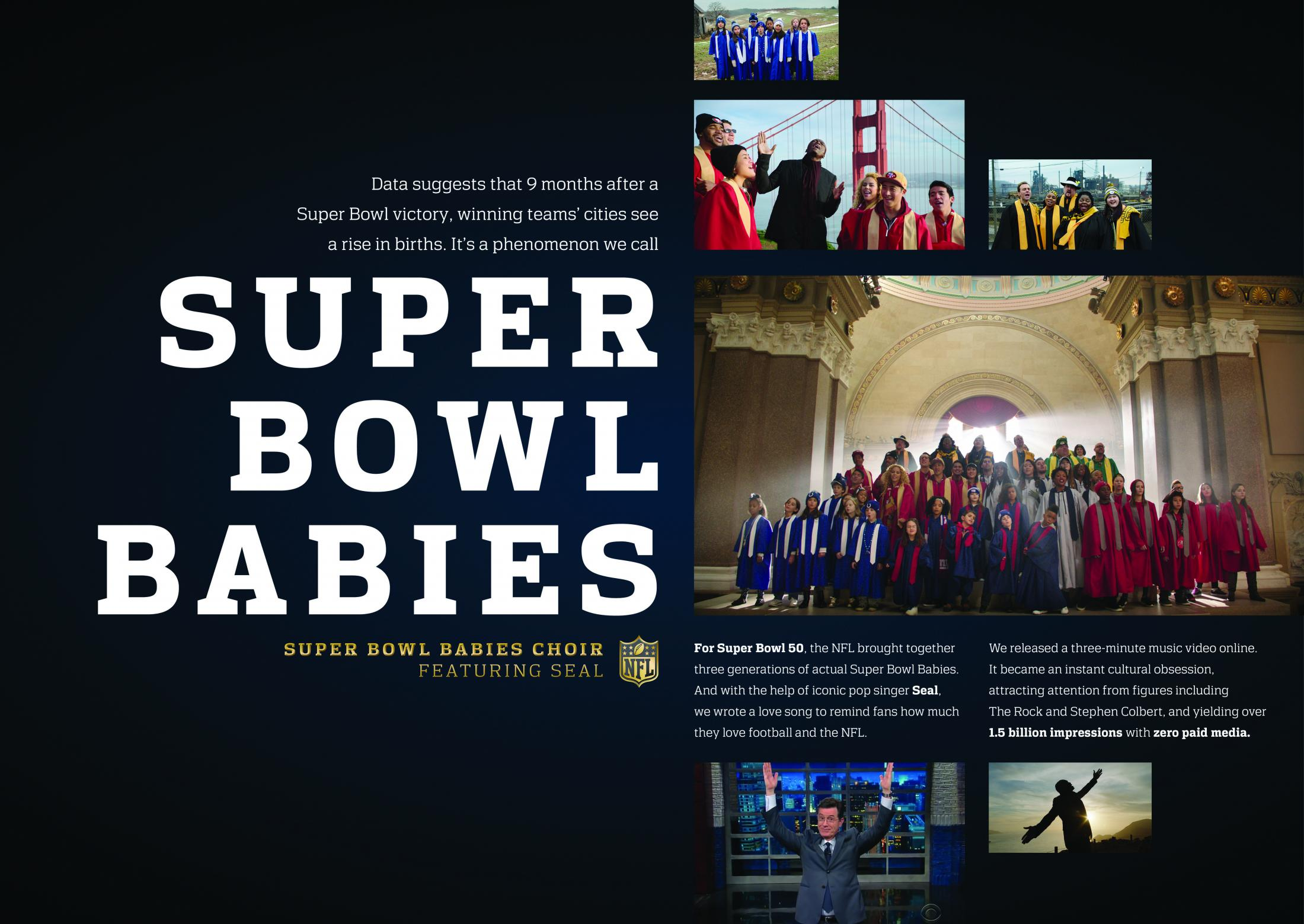 Thumbnail for Super bowl Babies