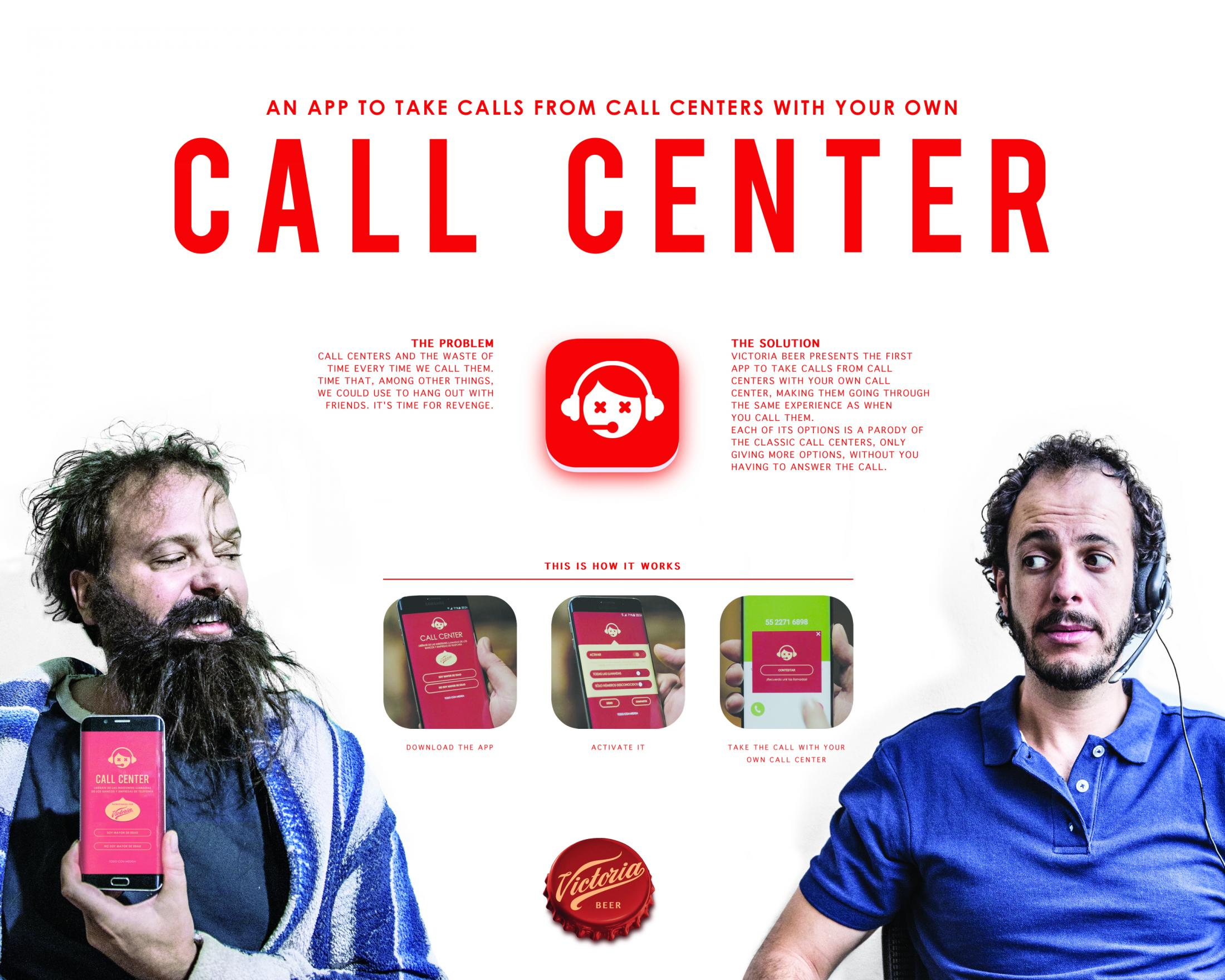 Thumbnail for CALL CENTER