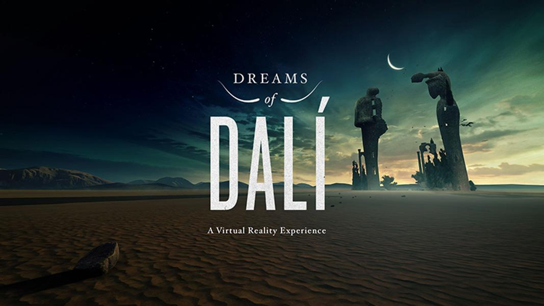 Image Media for Dreams of Dalí