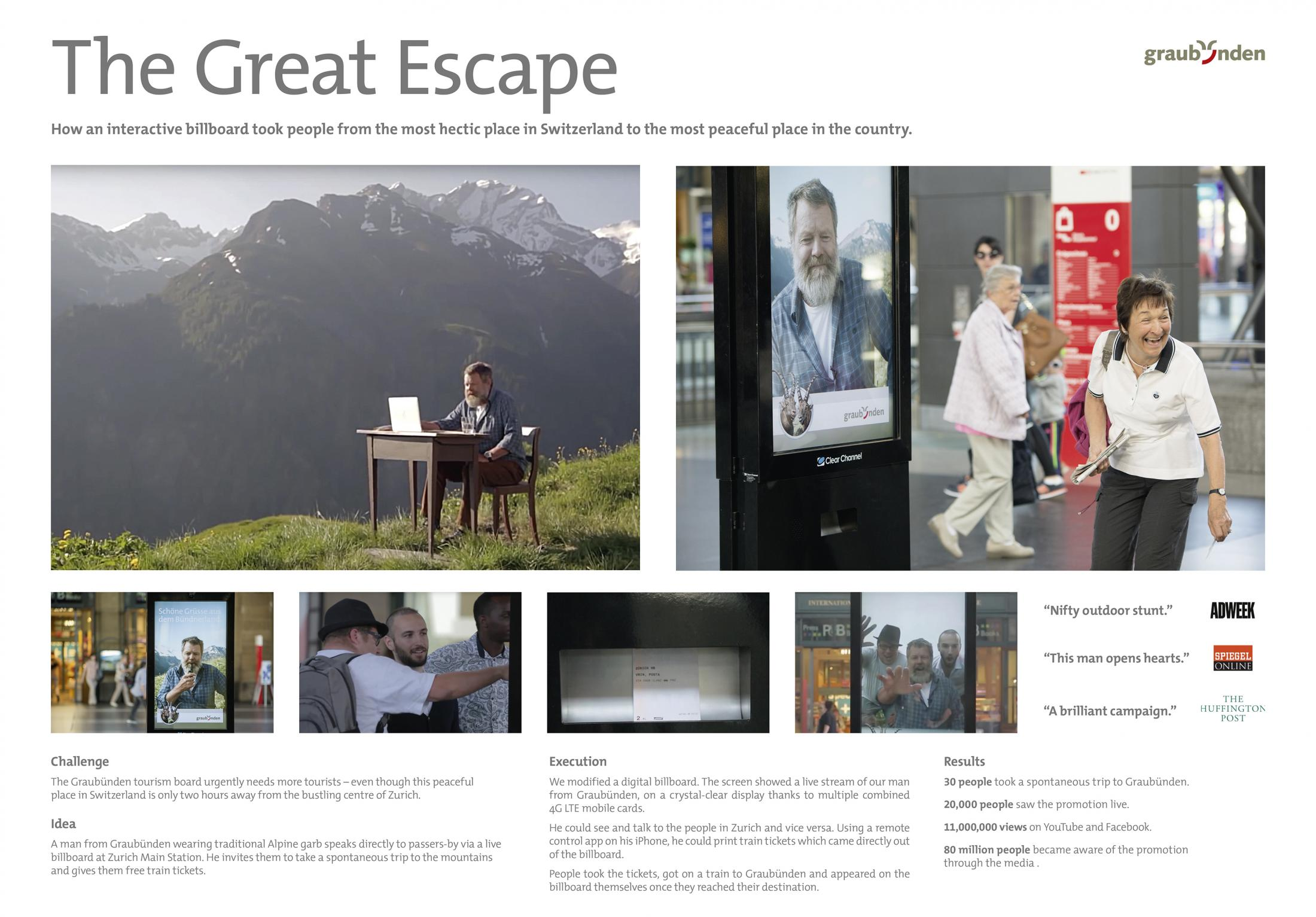 Thumbnail for The Great Escape