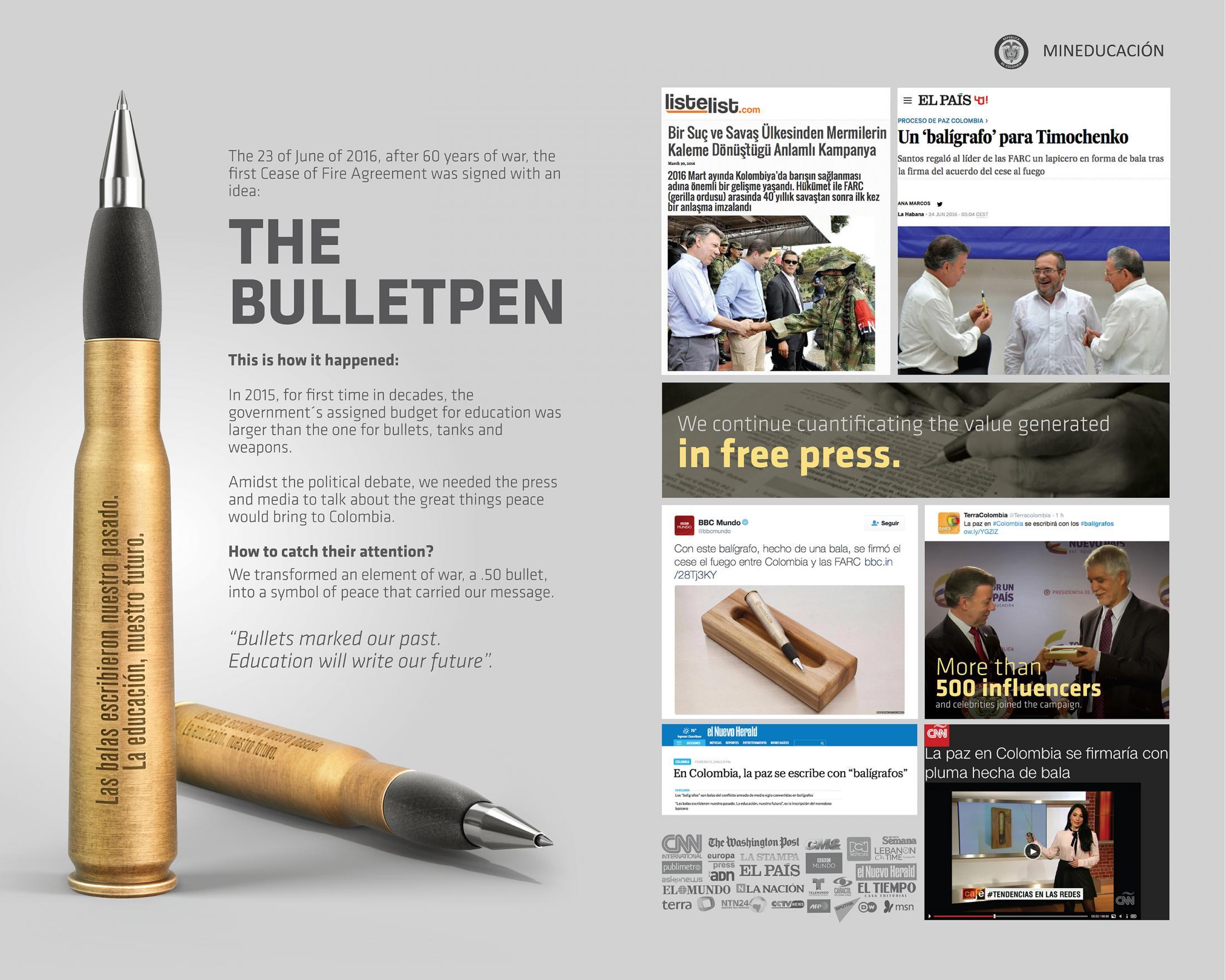 Thumbnail for THE BULLETPEN