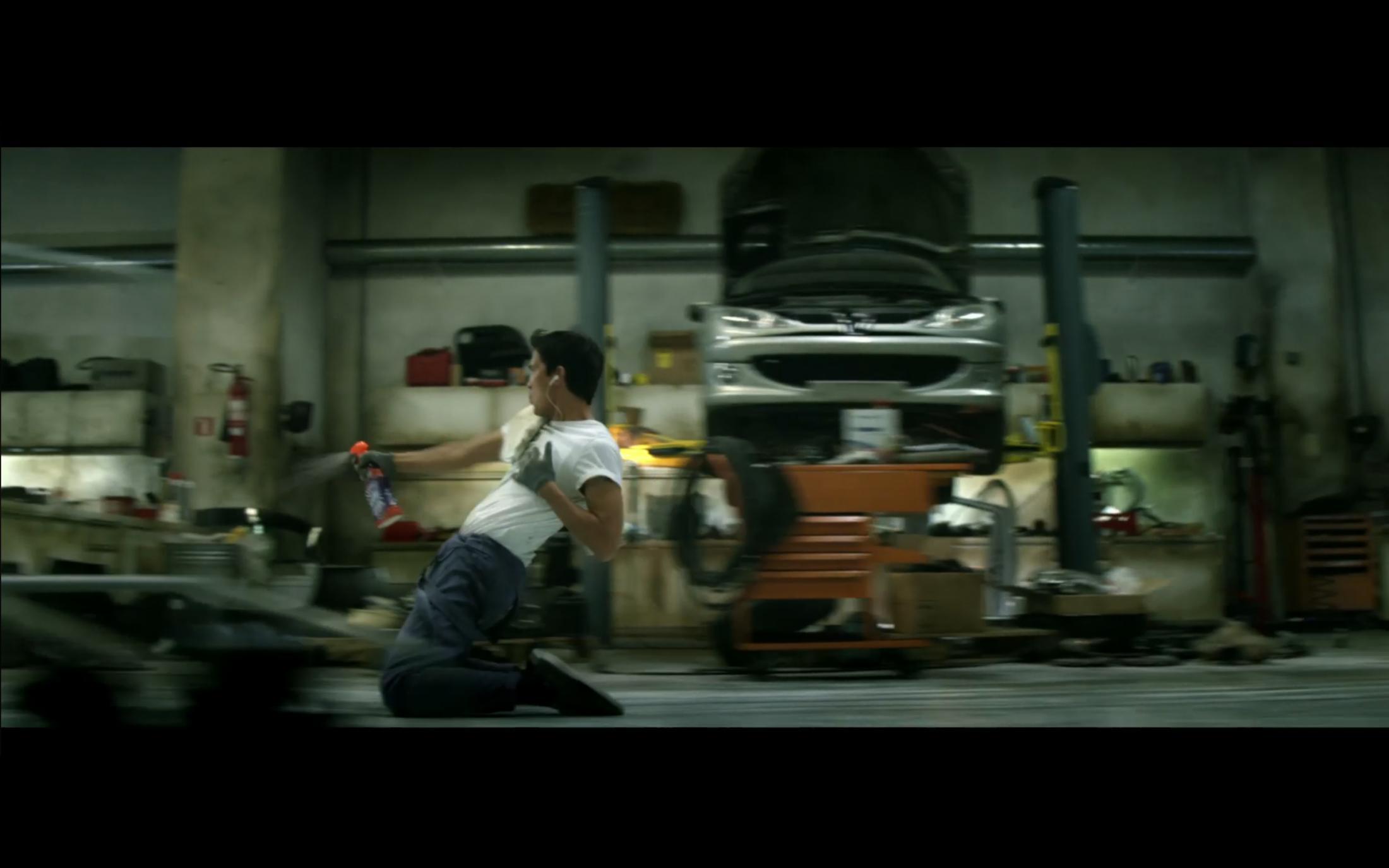 Thumbnail for The Mechanic