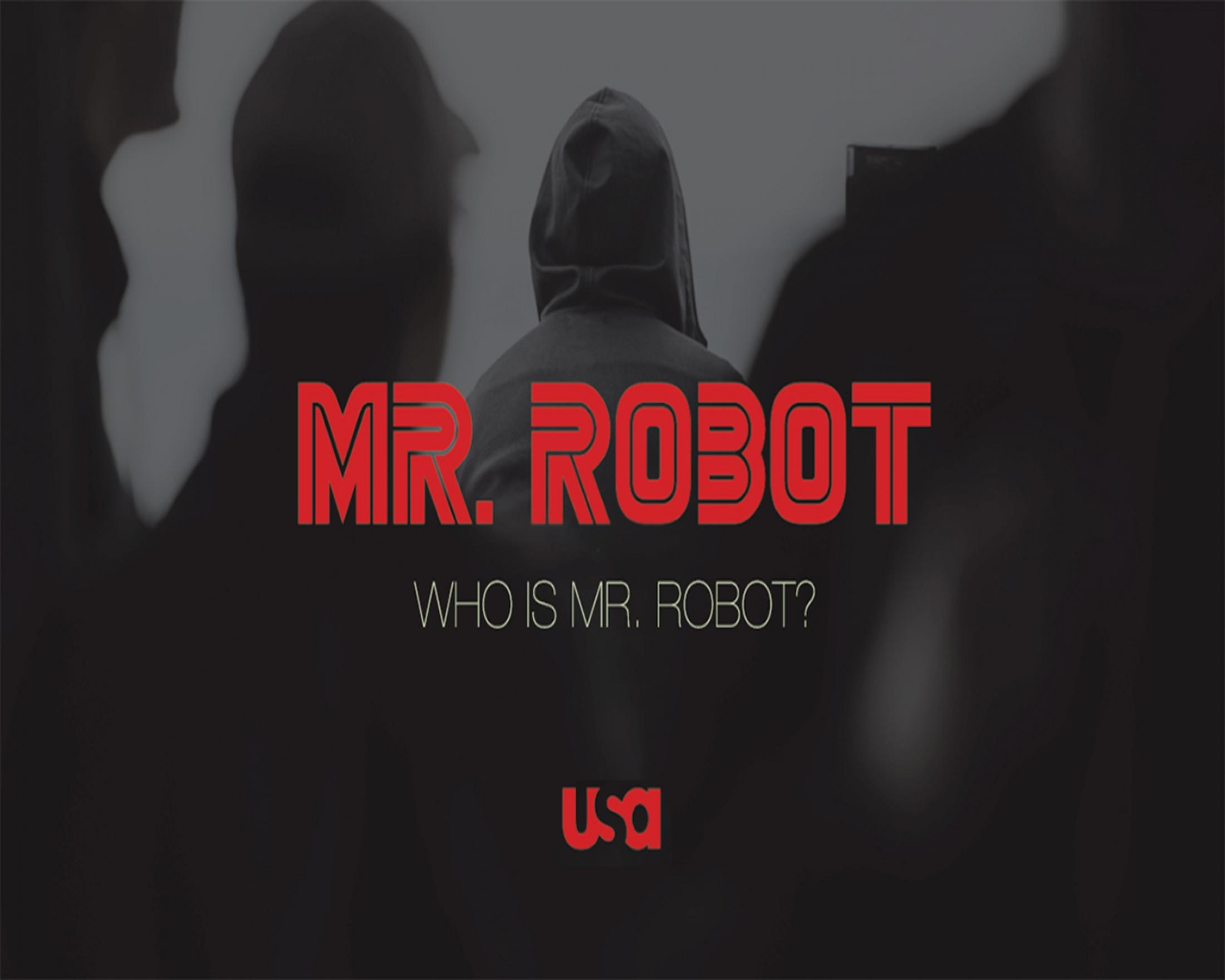 Thumbnail for Who Is Mr. Robot?