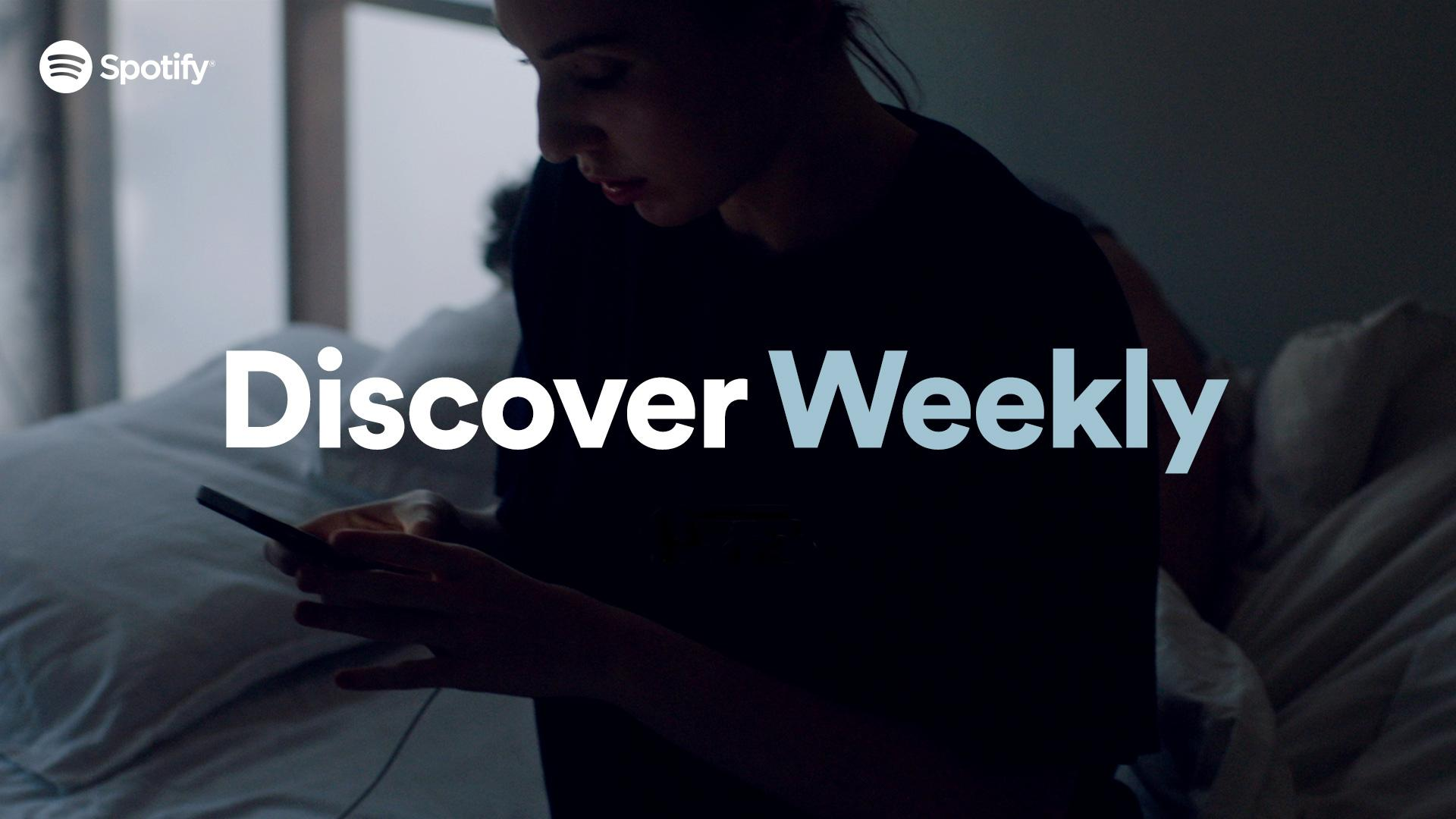 Thumbnail for Spotify: Discover Weekly