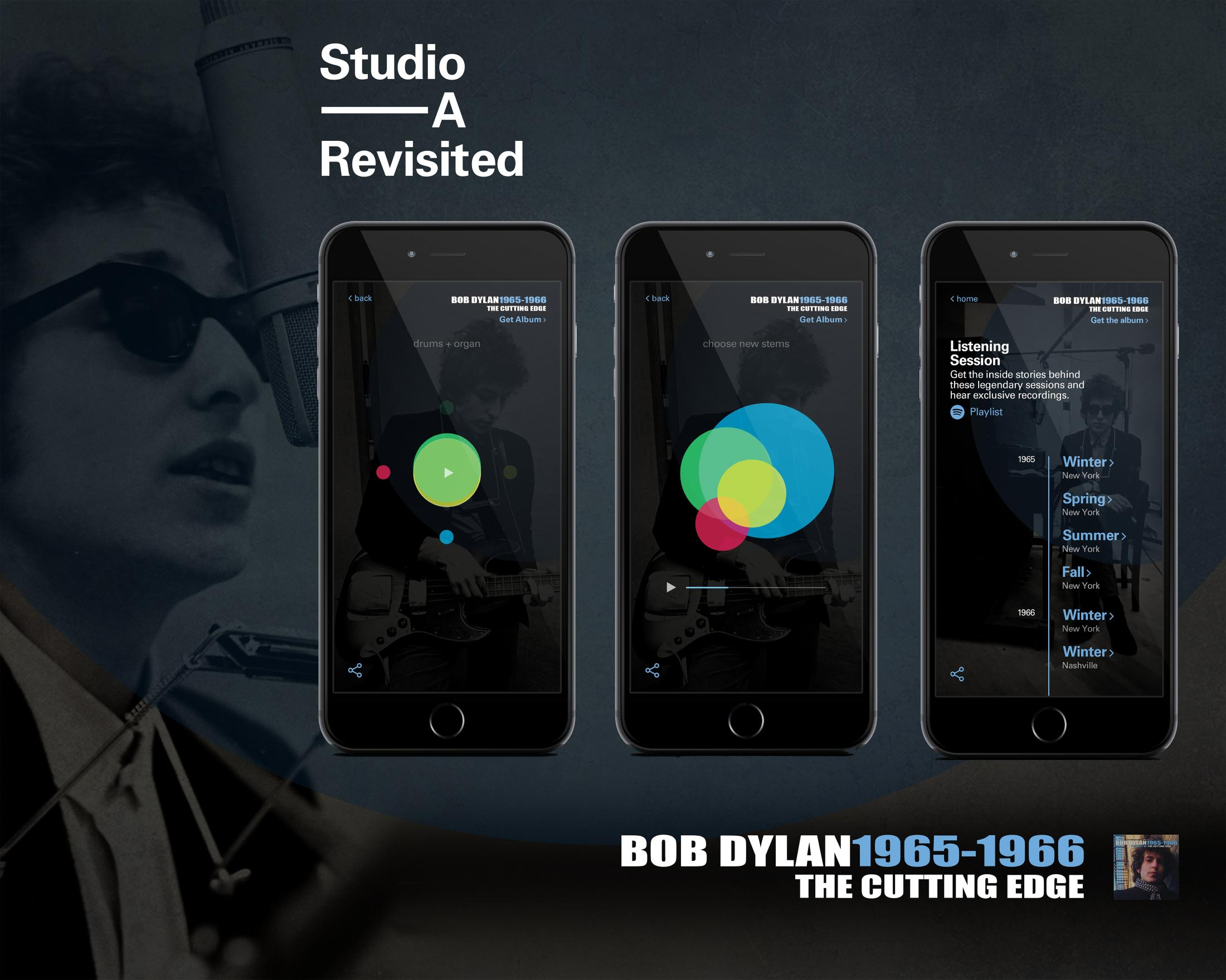 Thumbnail for Bob Dylan: Studio A Revisited