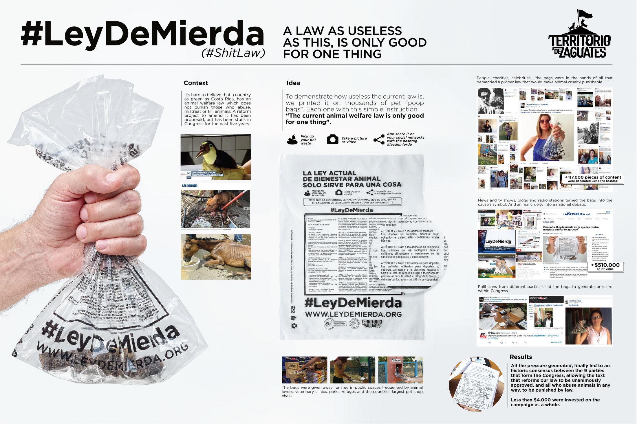 Thumbnail for #LeyDeMierda (#ShitLaw)