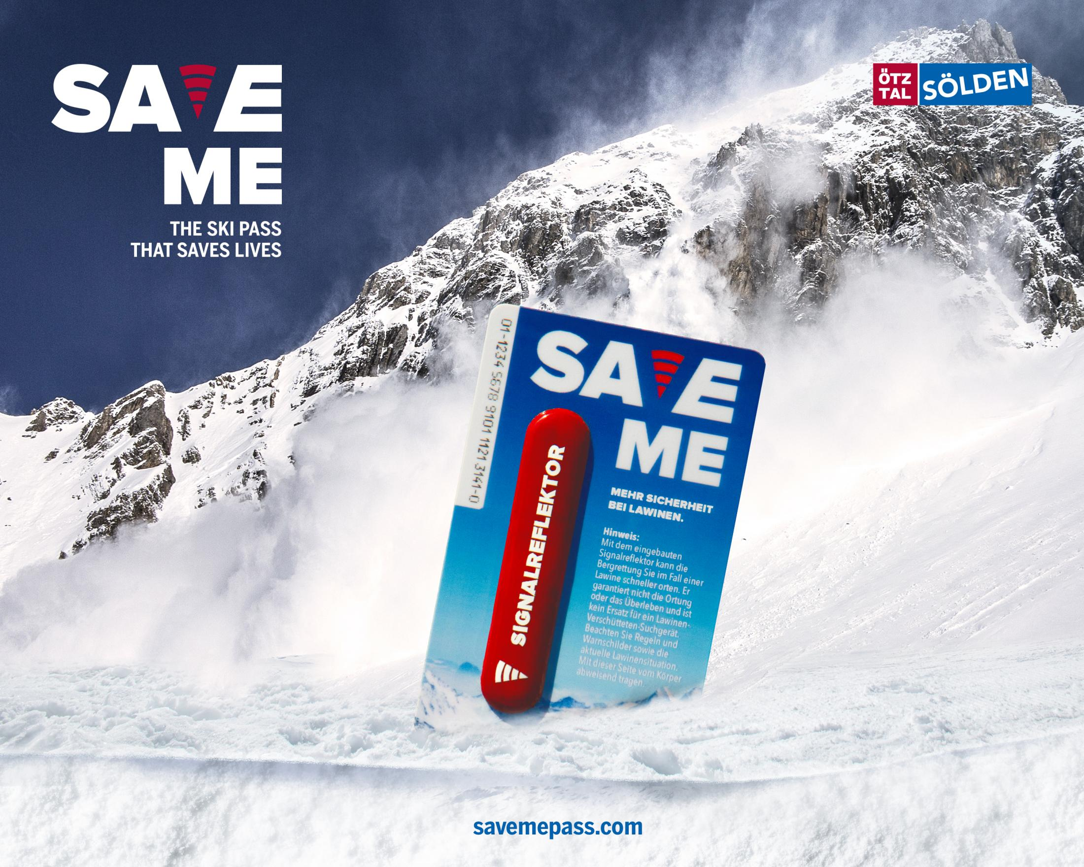 Thumbnail for Save me – the ski pass that saves lives