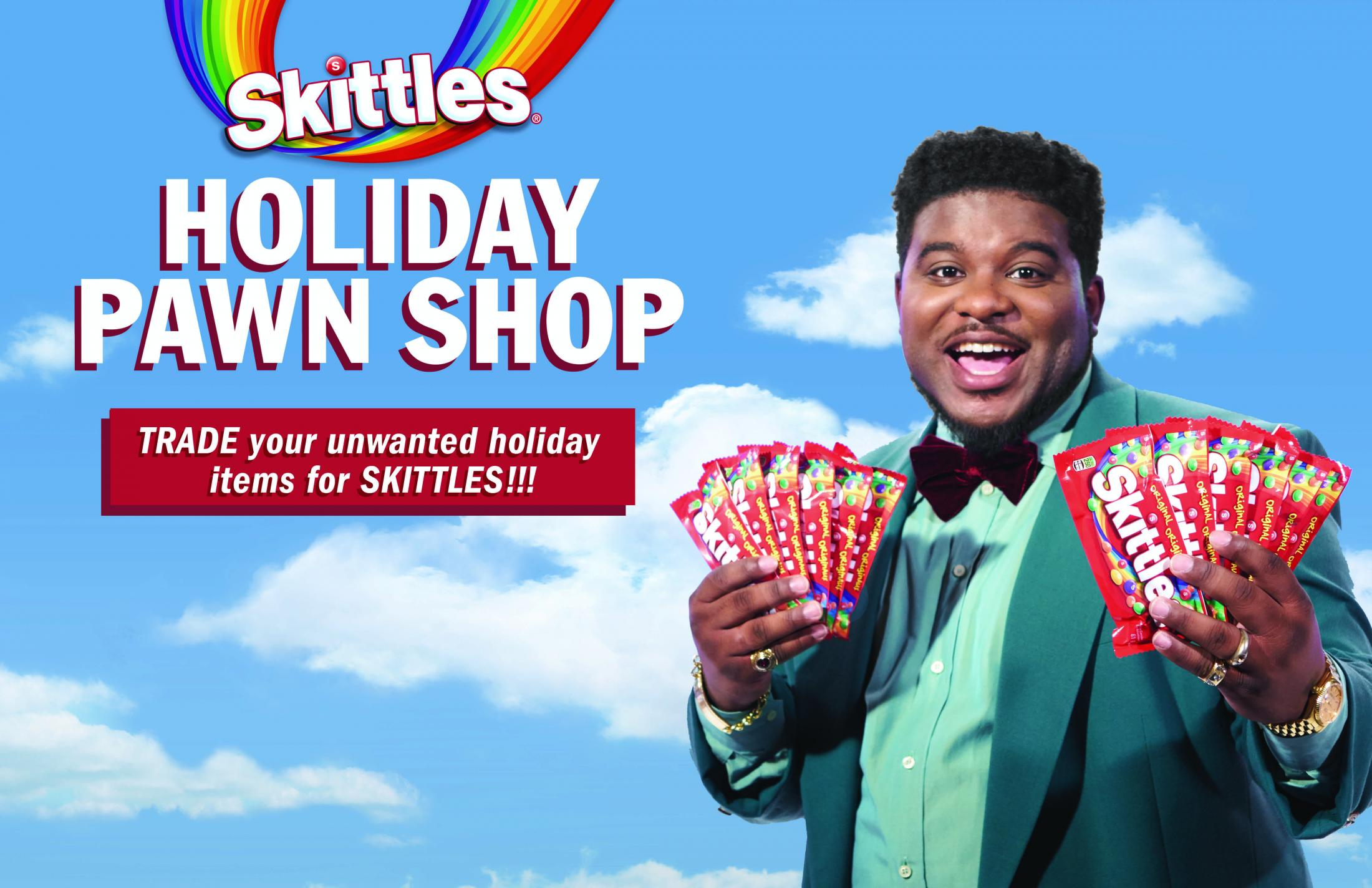 Thumbnail for Skittles Holiday Pawn Shop