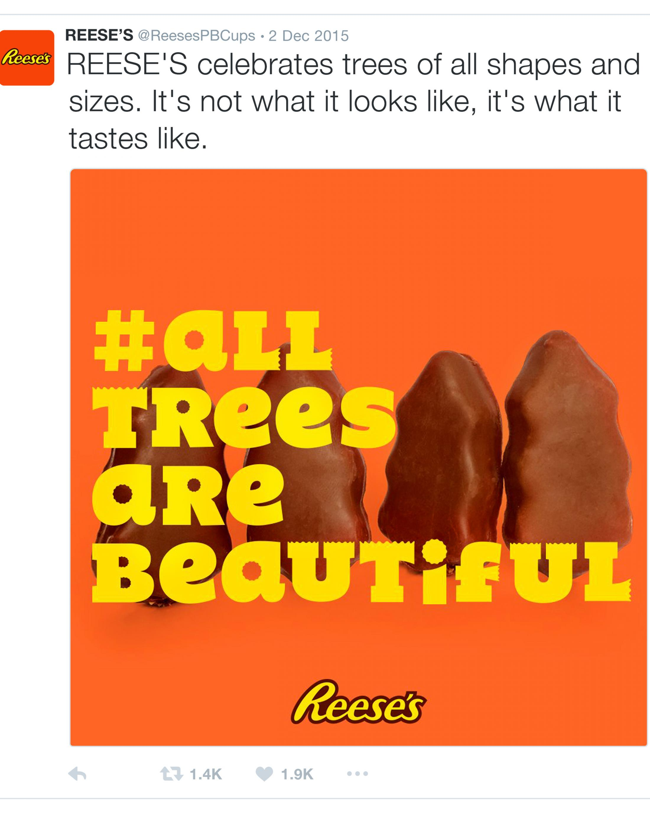 Thumbnail for #AllTreesAreBeautiful