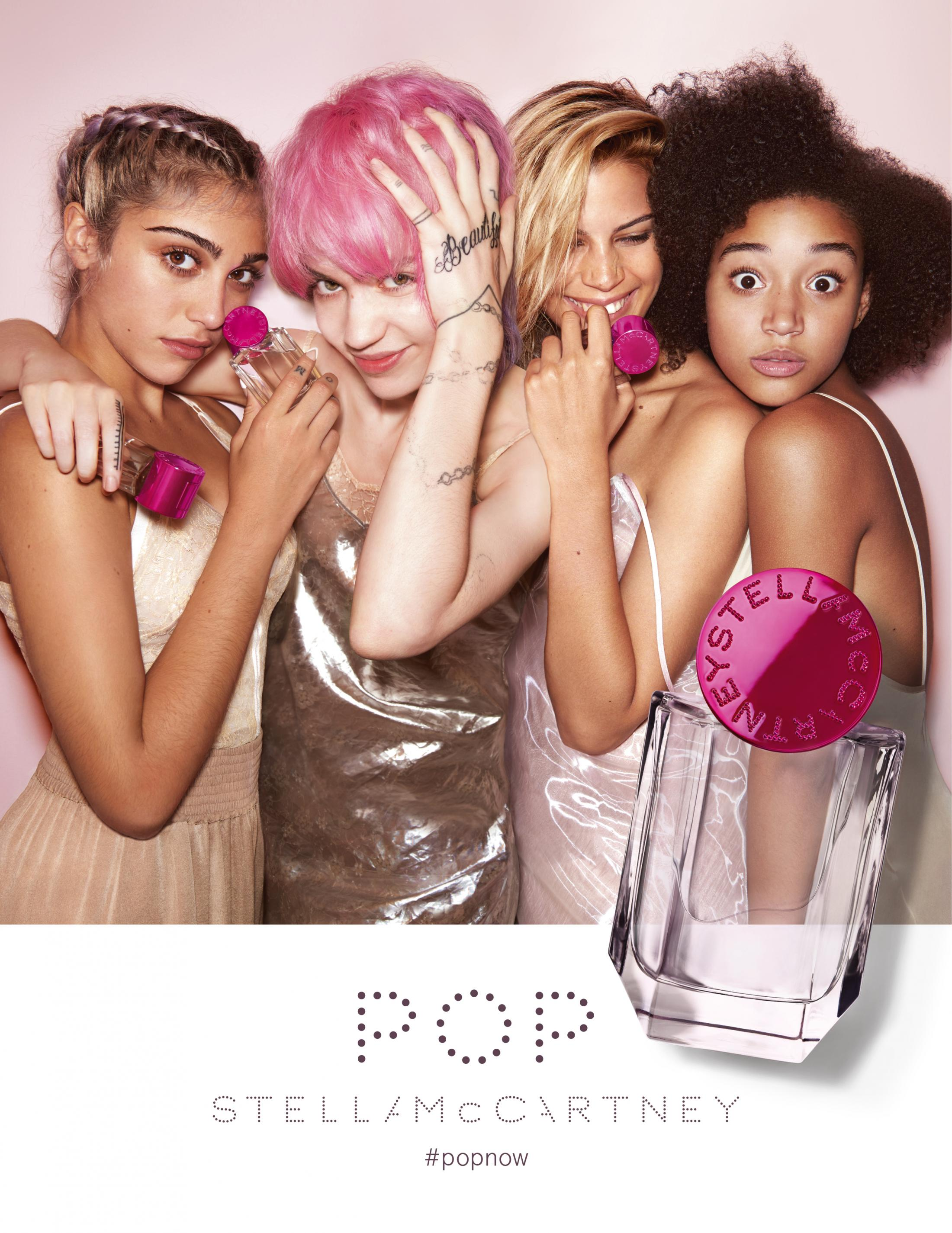 Thumbnail for POP By Stella McCartney Fragrance Launch and Teasing Campaign
