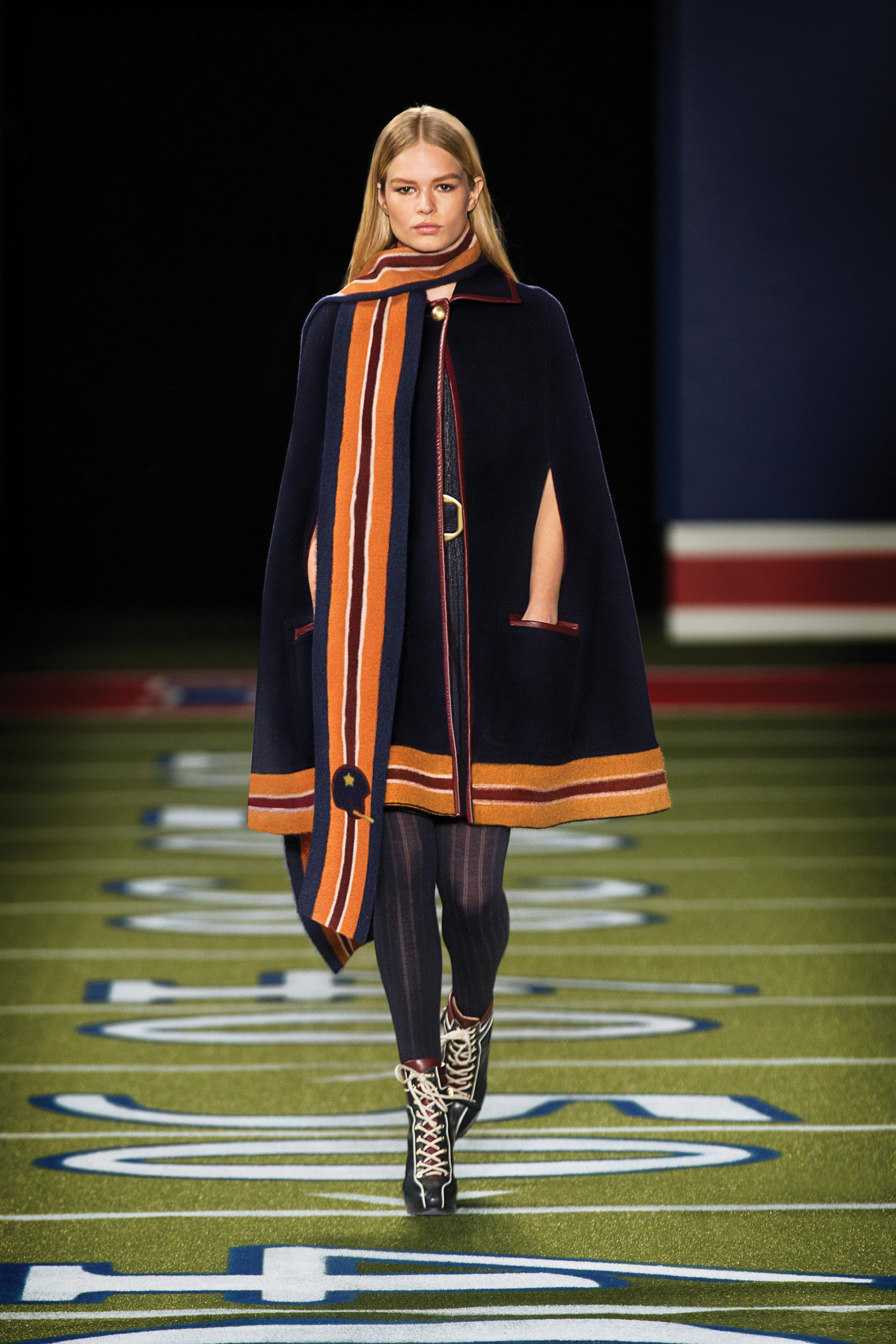 Thumbnail for Fall 2015 Runway Show - Football Theme Clothing Line