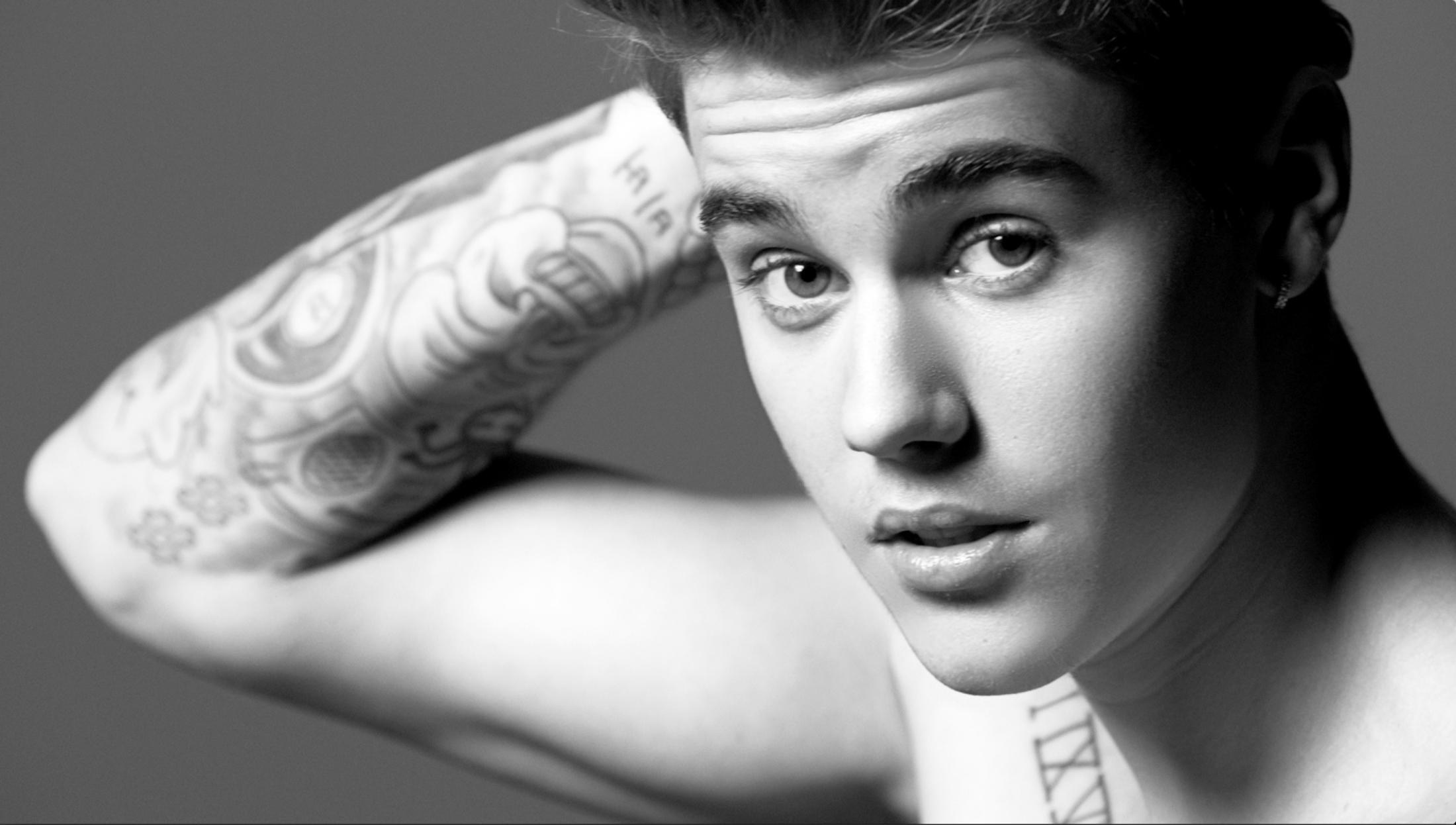 Thumbnail for Justin Bieber Campaign TV Spot