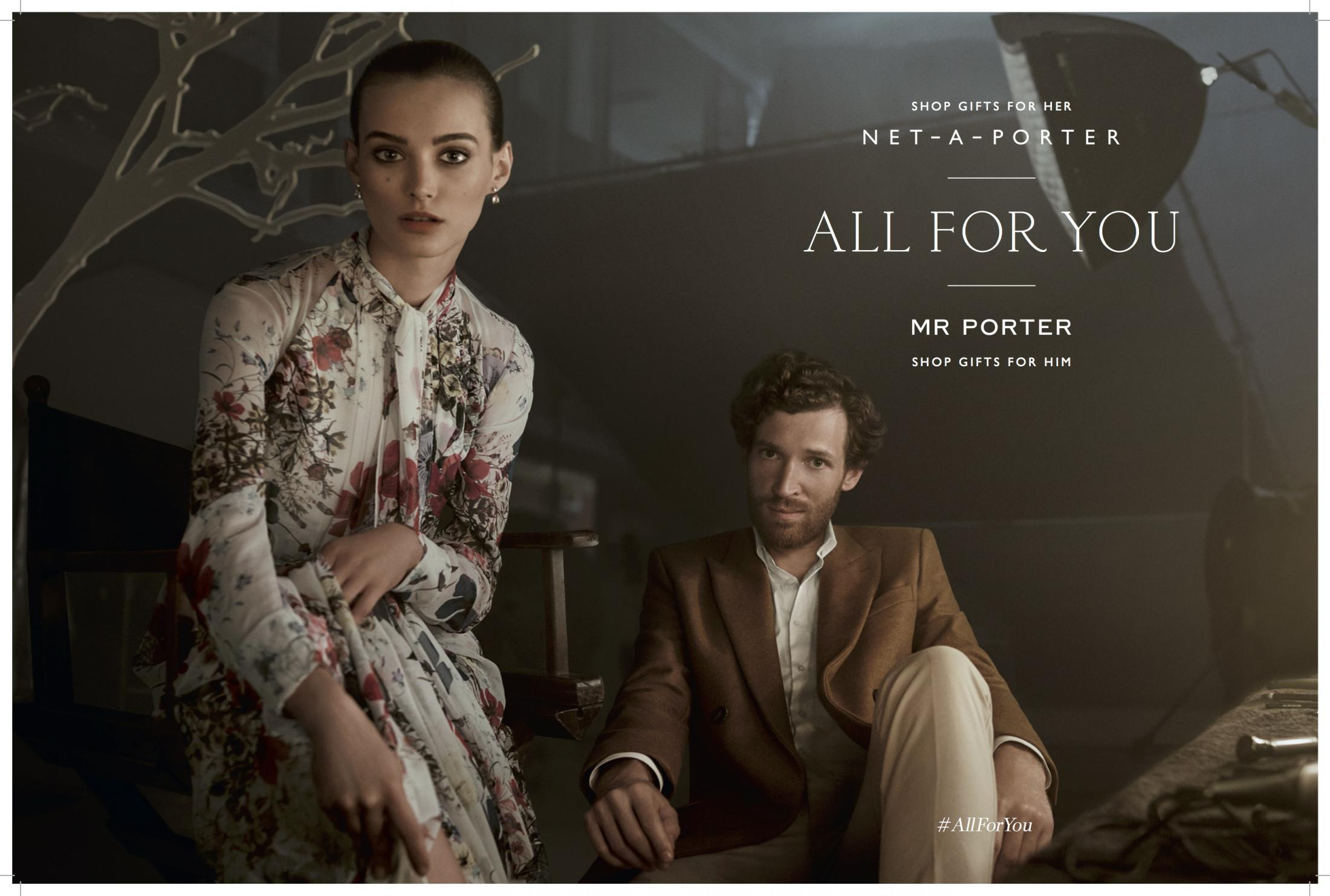 Thumbnail for All For You Holiday Campaign