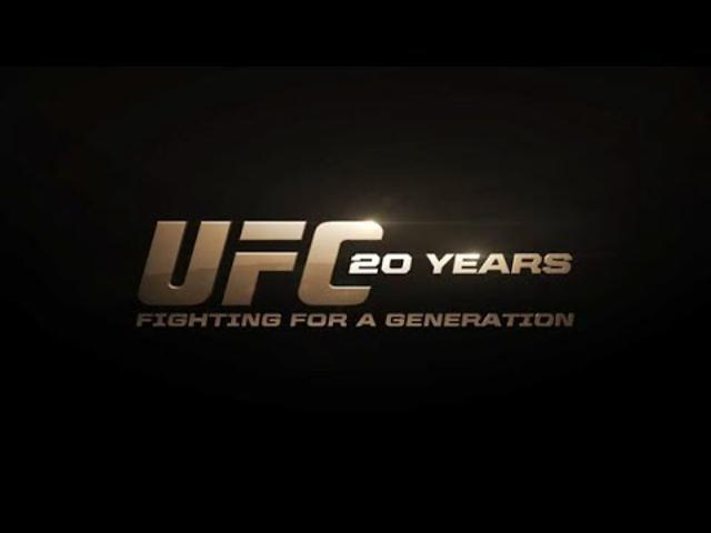 Thumbnail for Fighting For A Generation: 20 Years Of The UFC