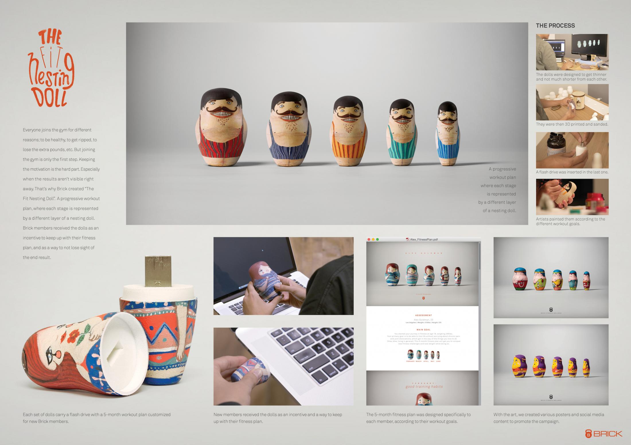 Image Media for The Fit Nesting Doll