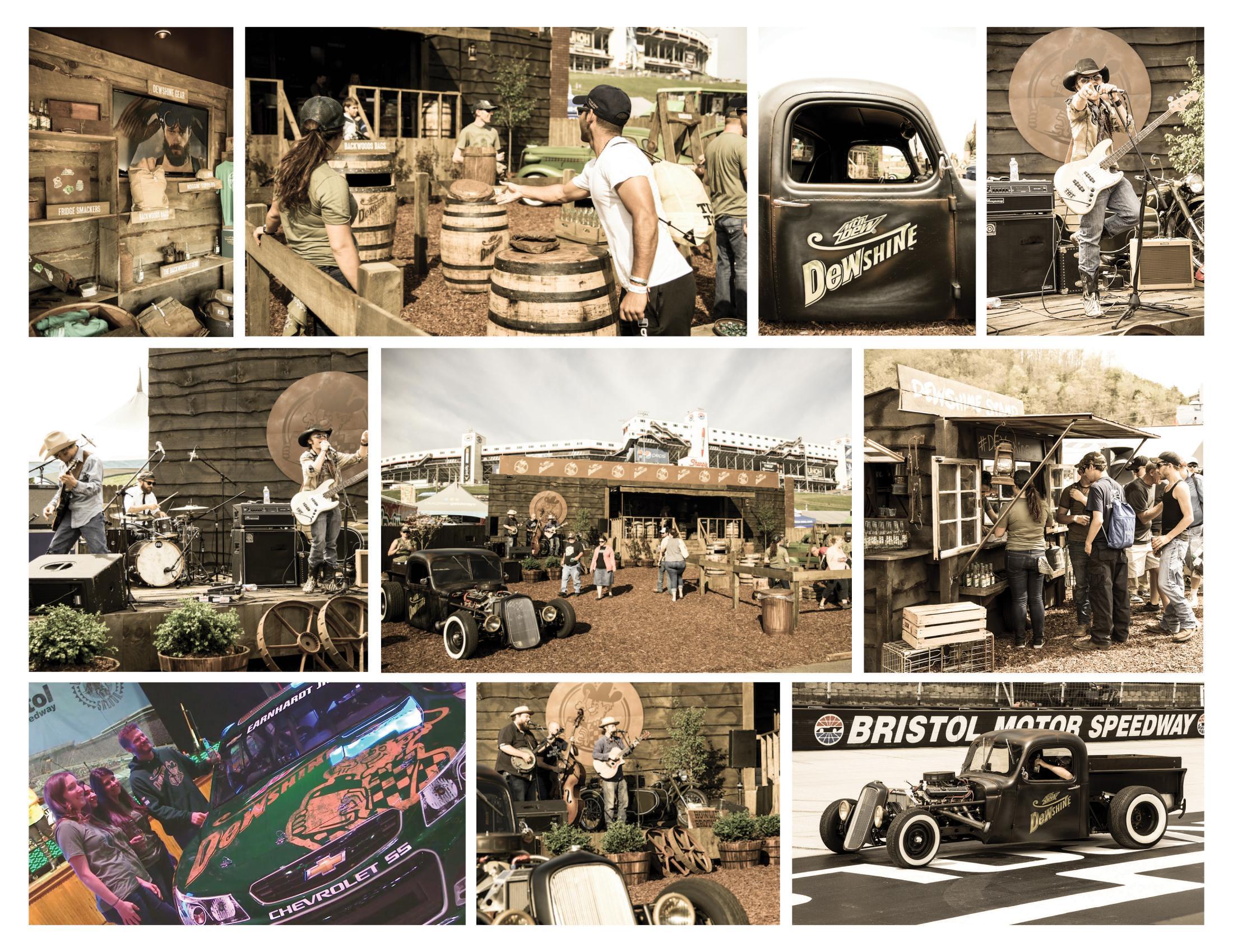 Thumbnail for DEWshine – Bristol Motor Speedway Activation