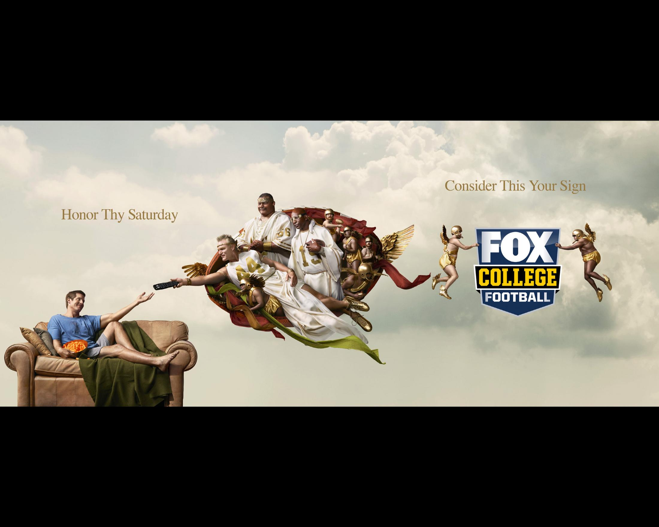 Thumbnail for College Football on FOX/FS1