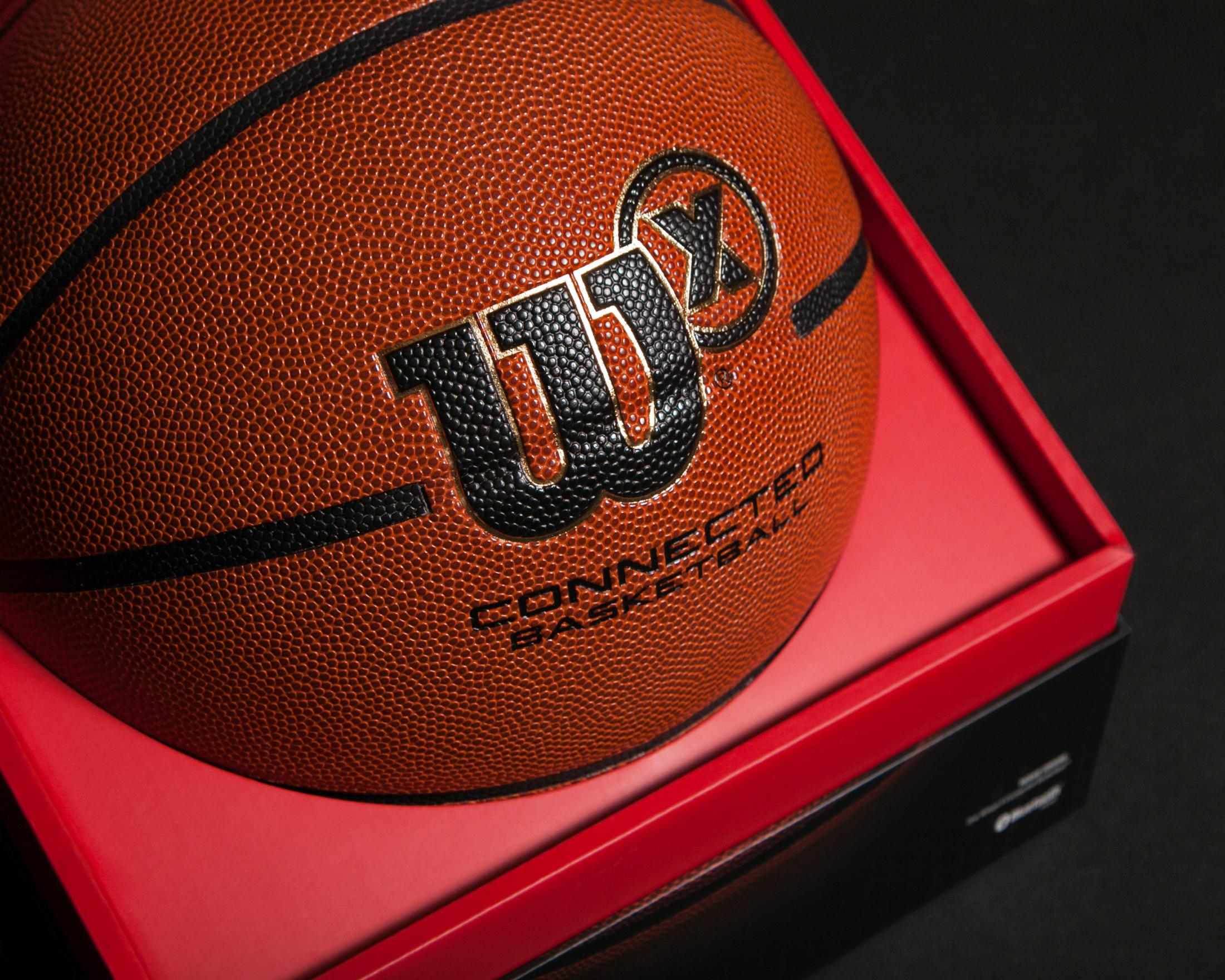 Thumbnail for Wilson X Connected Basketball
