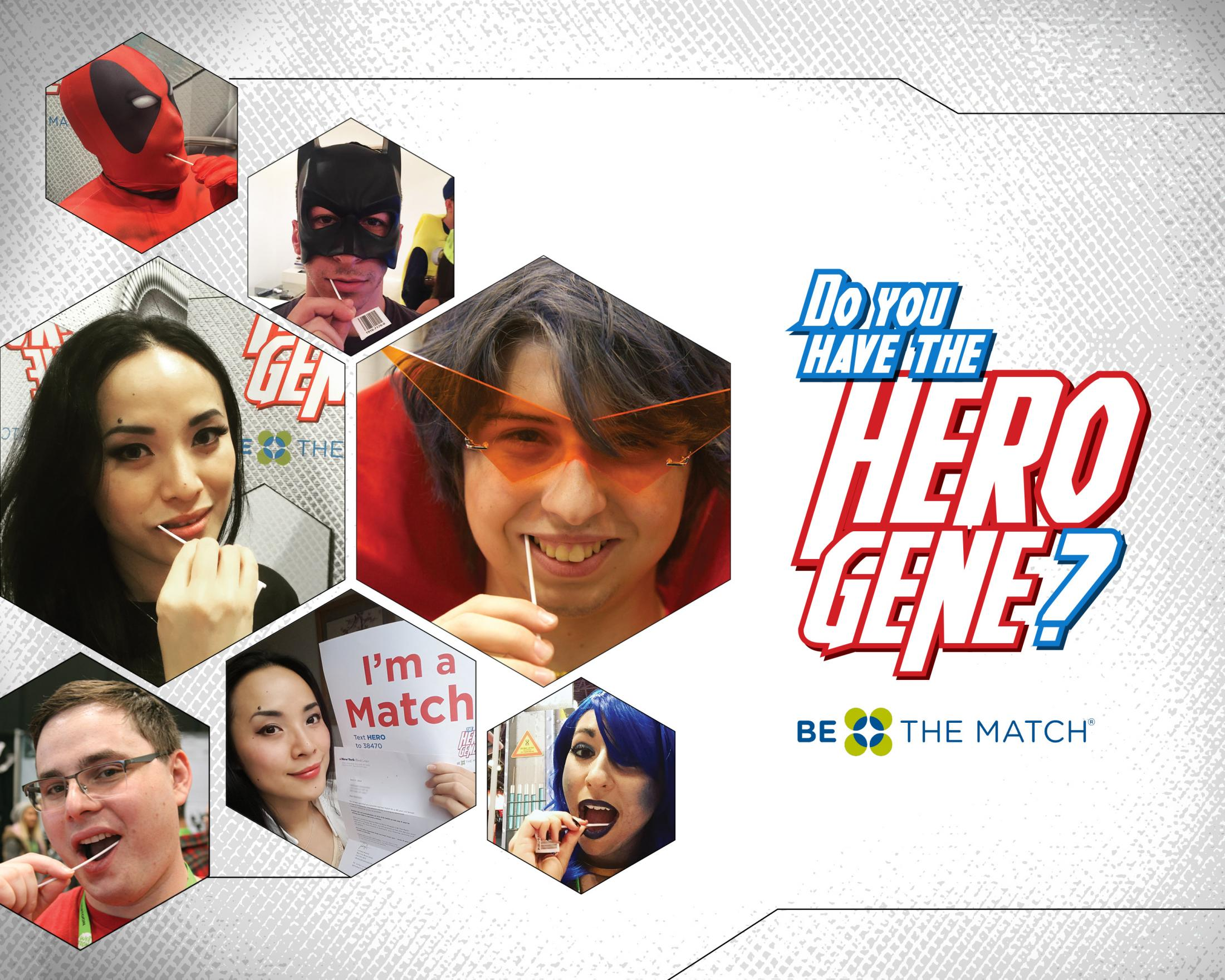 Image Media for Hero Gene