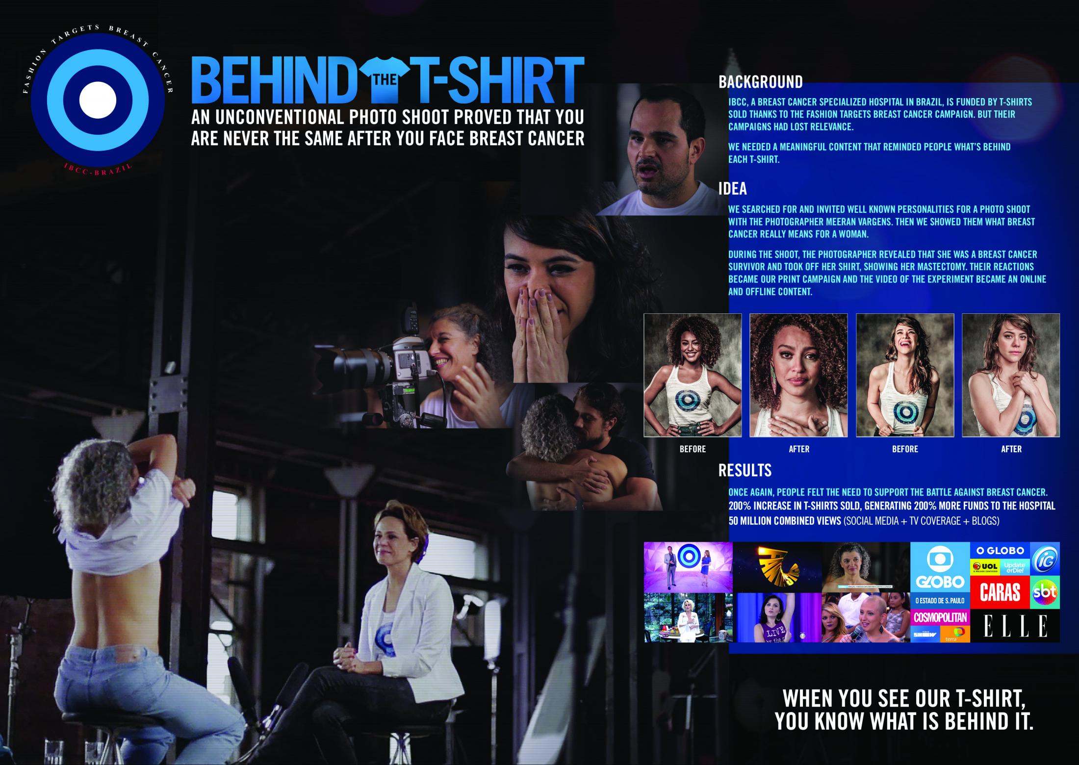 Thumbnail for Behind the T-shirt