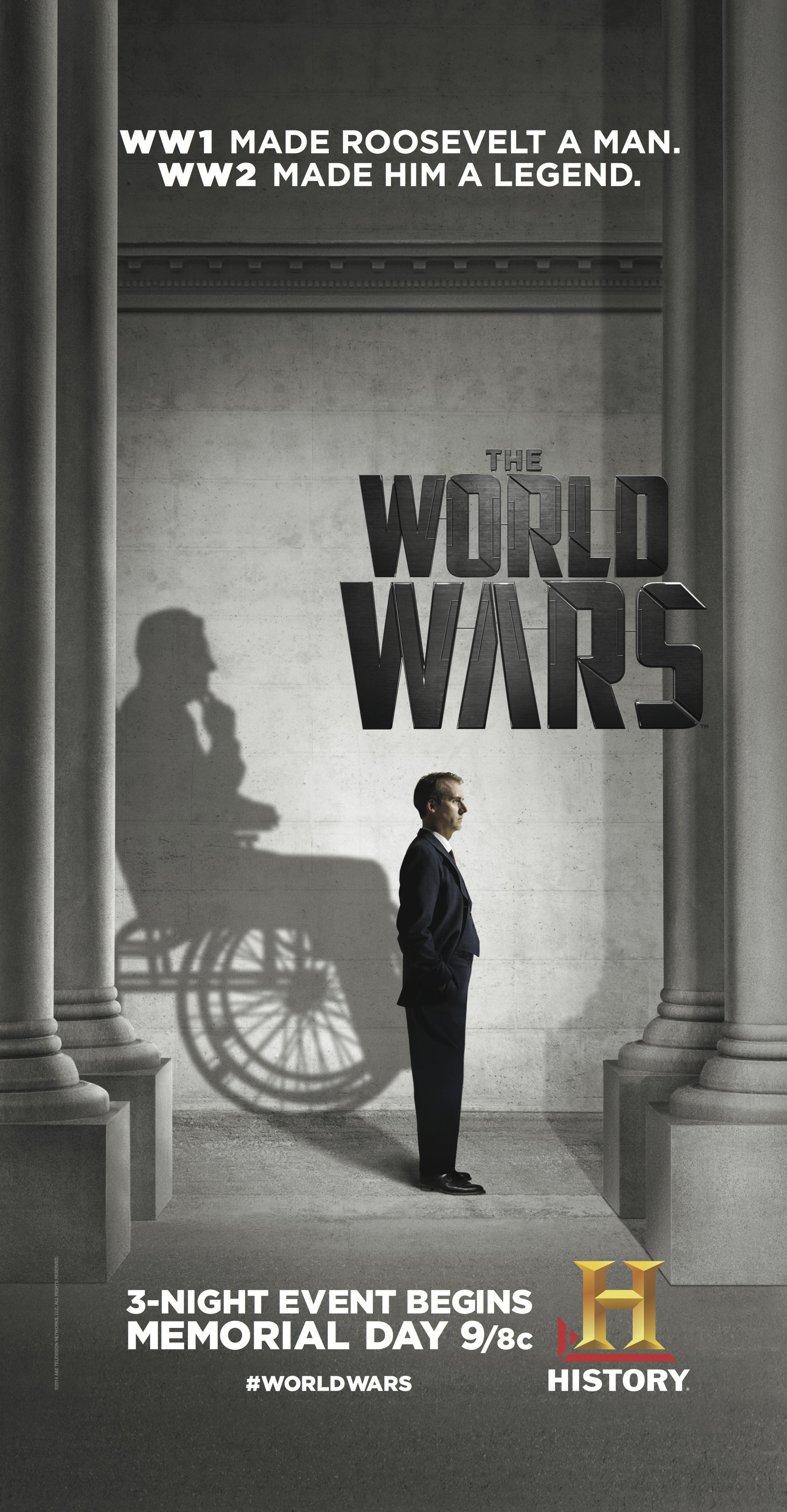Thumbnail for World Wars On-Air Campaign