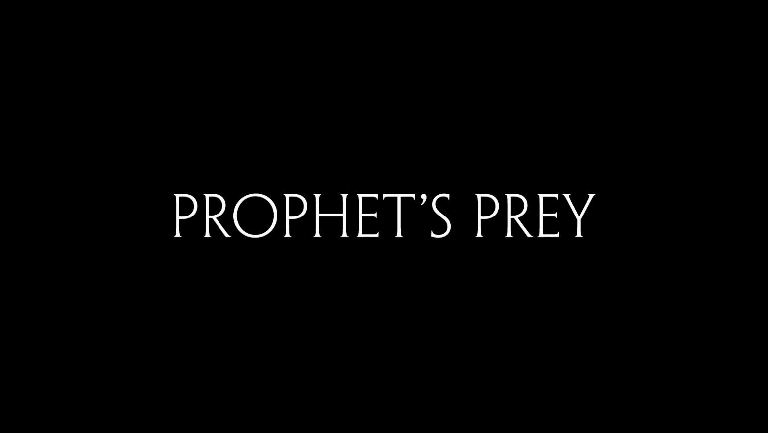 Thumbnail for Prophet's Prey Trailer