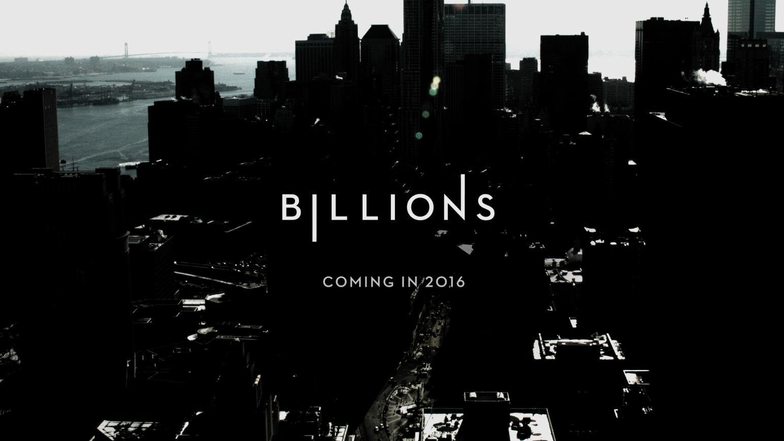 Thumbnail for Billions Trailer