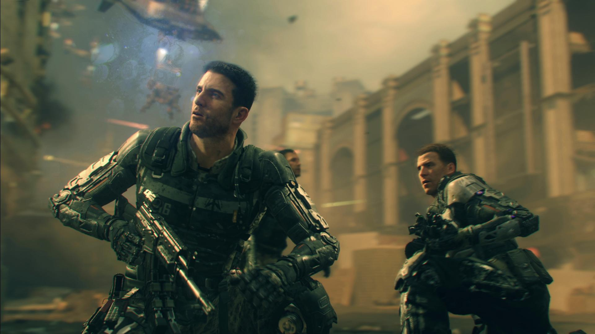 Image Media for Call of Duty Black Ops III Story Trailer