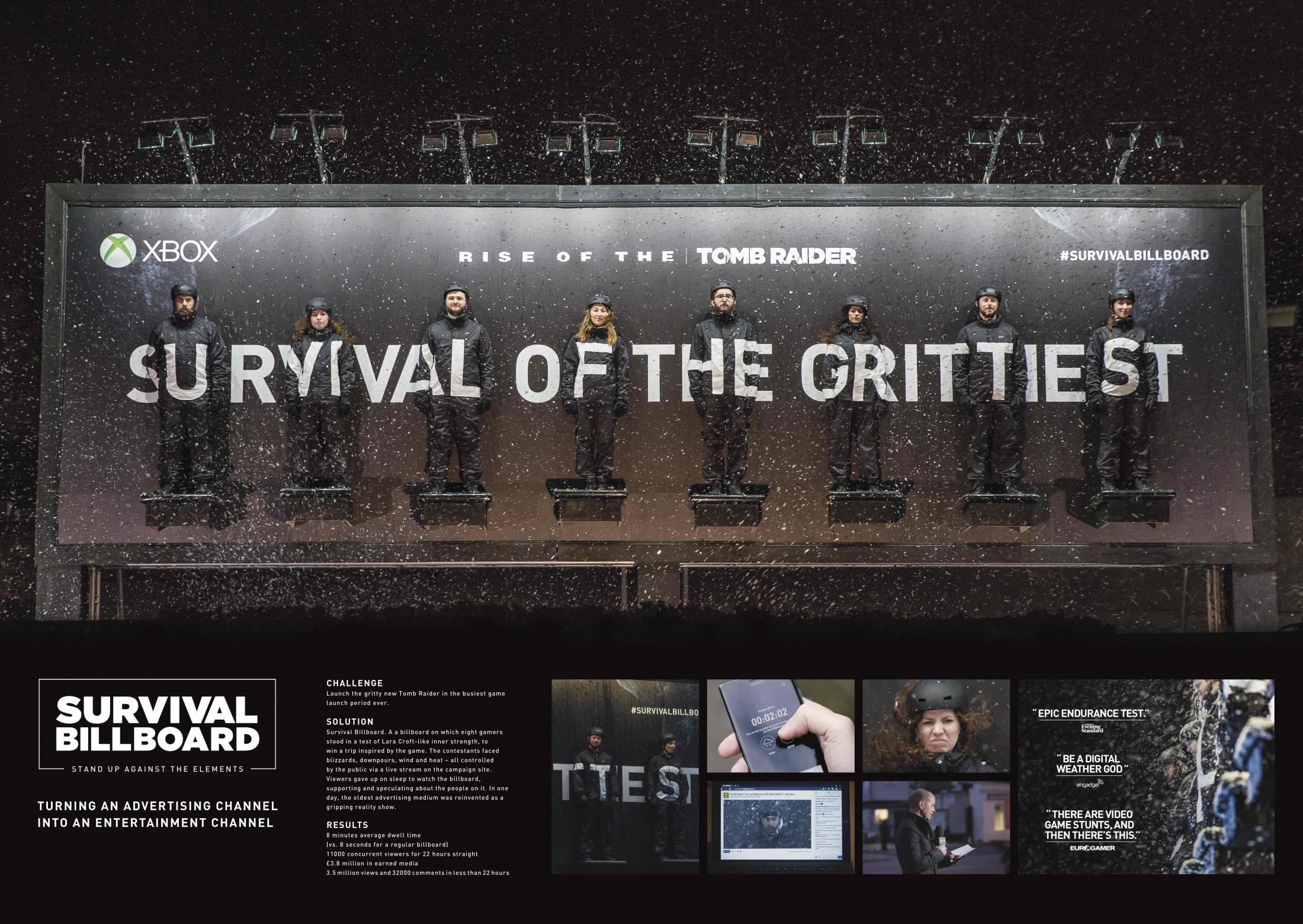 Thumbnail for Survival Billboard