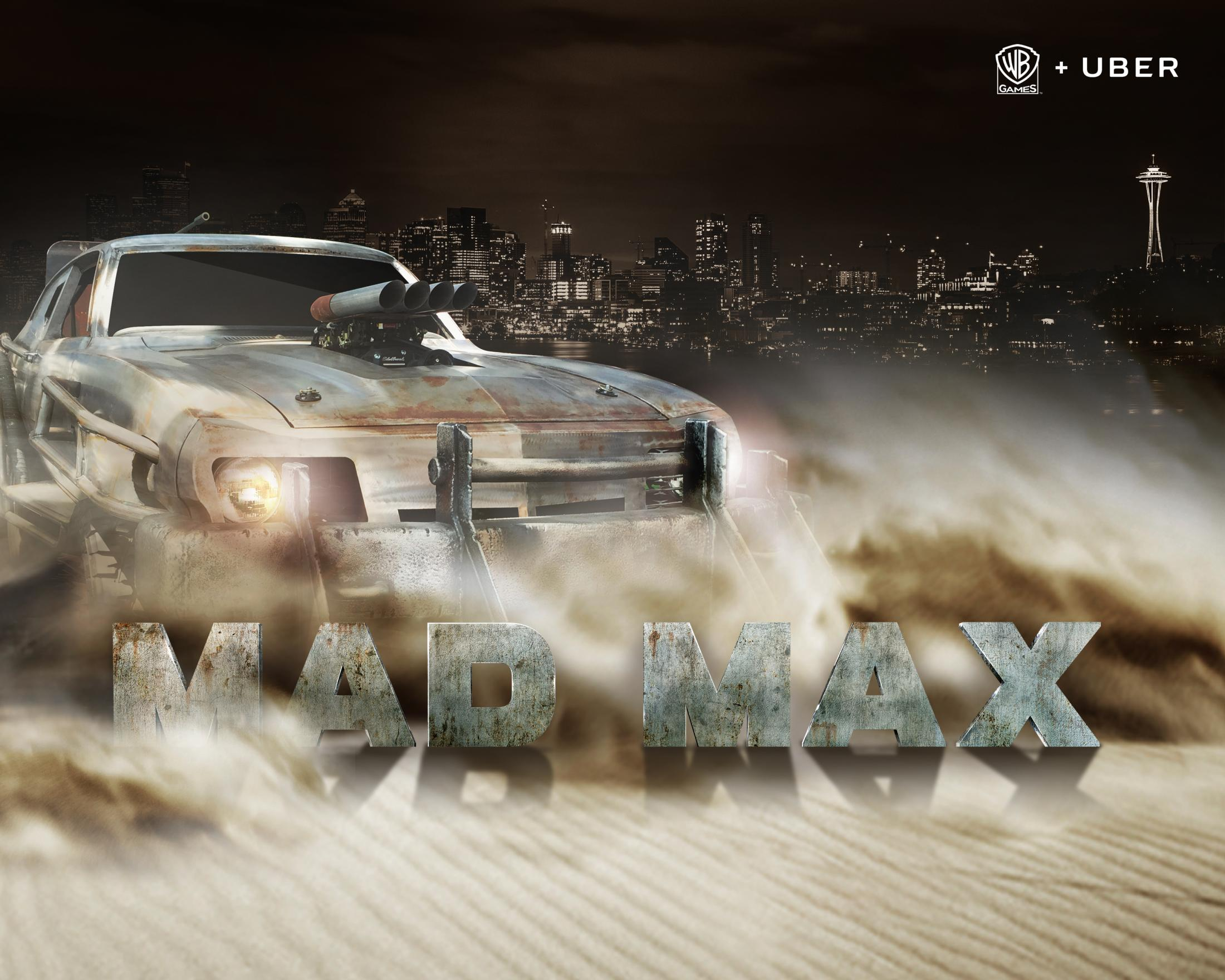 Thumbnail for Mad Max – Enter the Wasteland