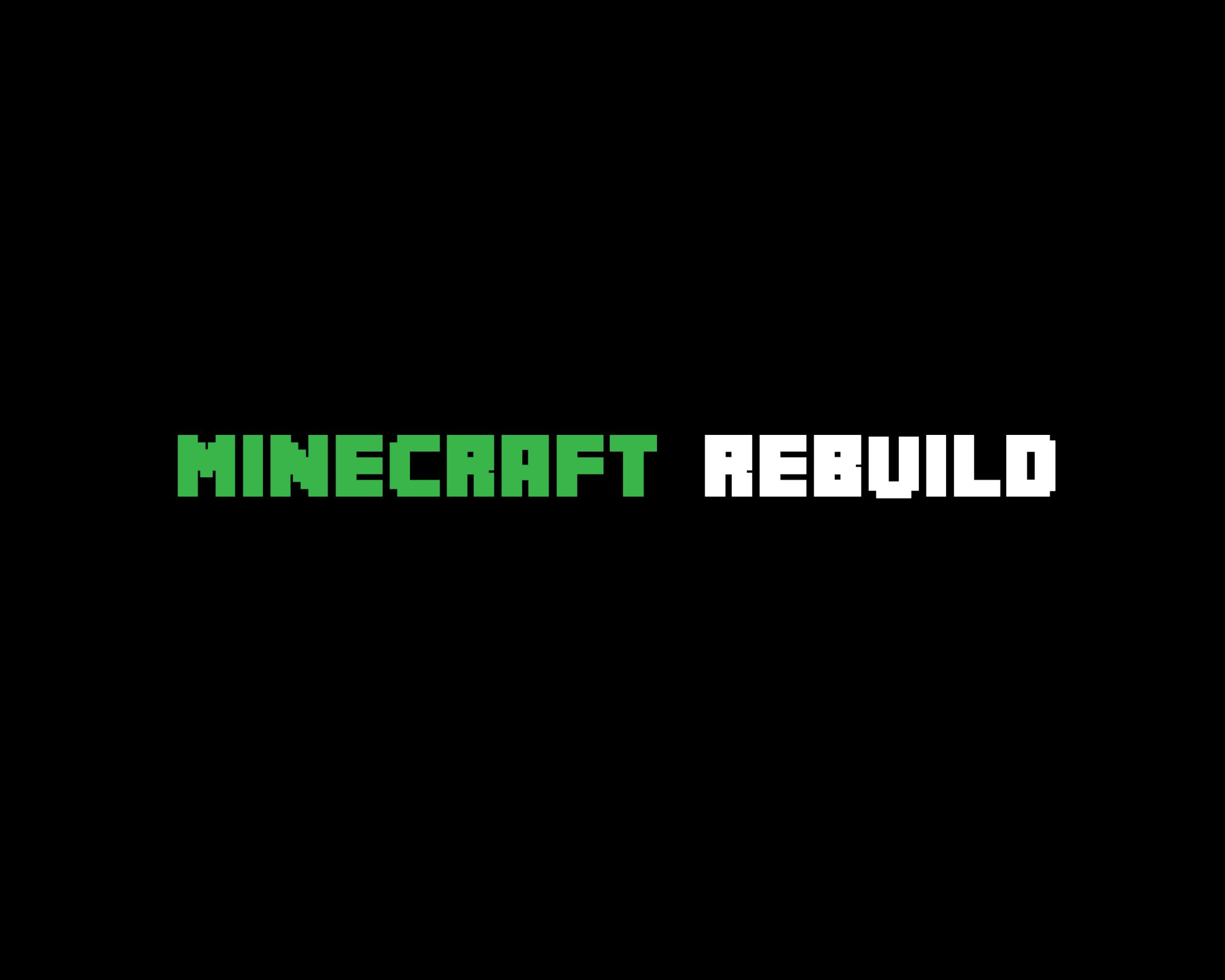 Thumbnail for Minecraft Rebuild
