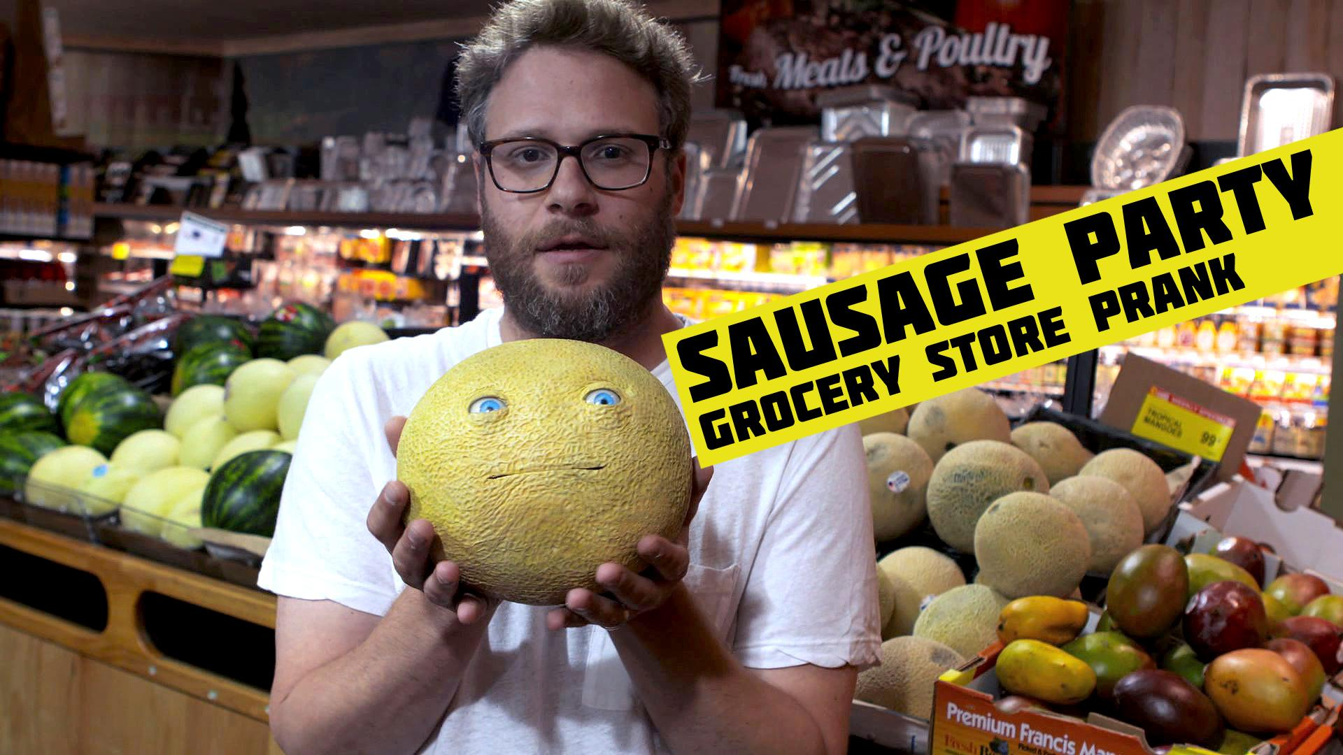 Thumbnail for Sausage Party - Grocery Store Prank