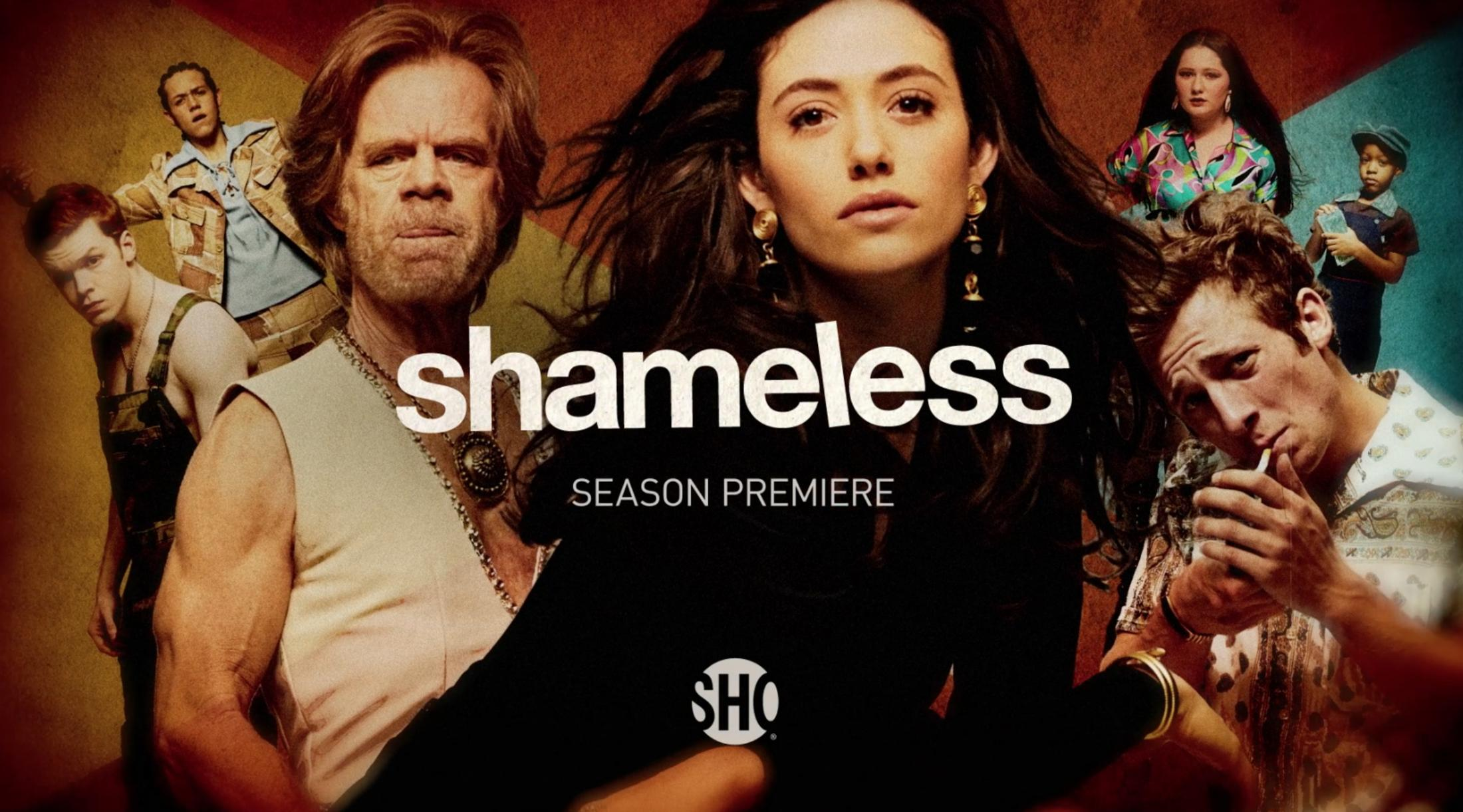 Image Media for Shameless