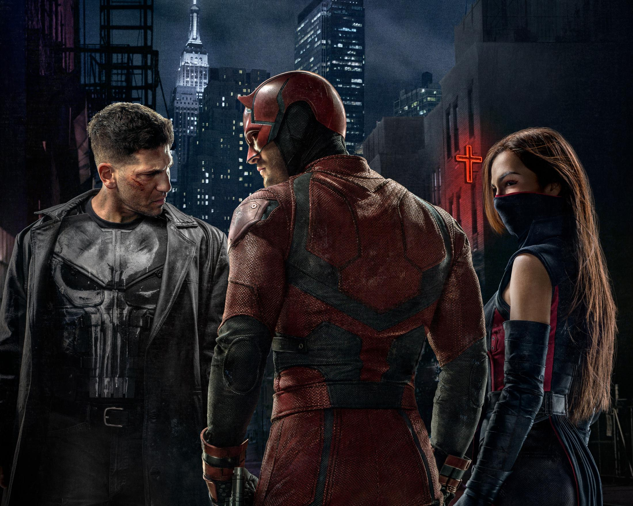 Thumbnail for Daredevil Season 2