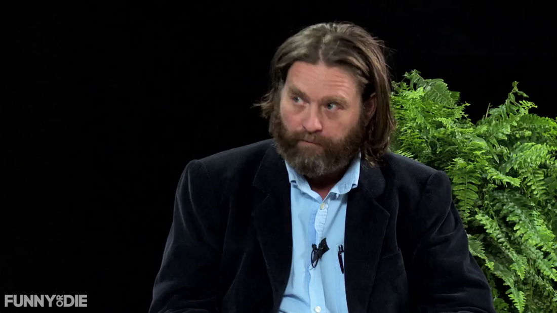 Thumbnail for Between Two Ferns with Zach Galifianakis: President Barack Obama