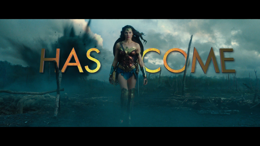 Thumbnail for Wonder Woman Worldwide Broadcast