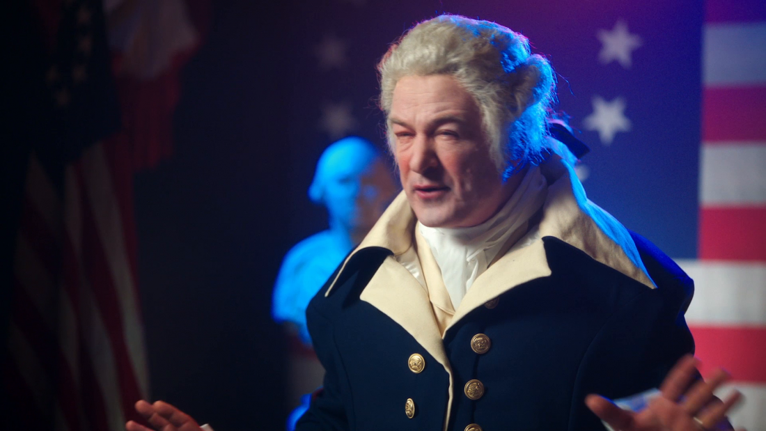 Thumbnail for One Night Only: Alec Baldwin - Presidential Address