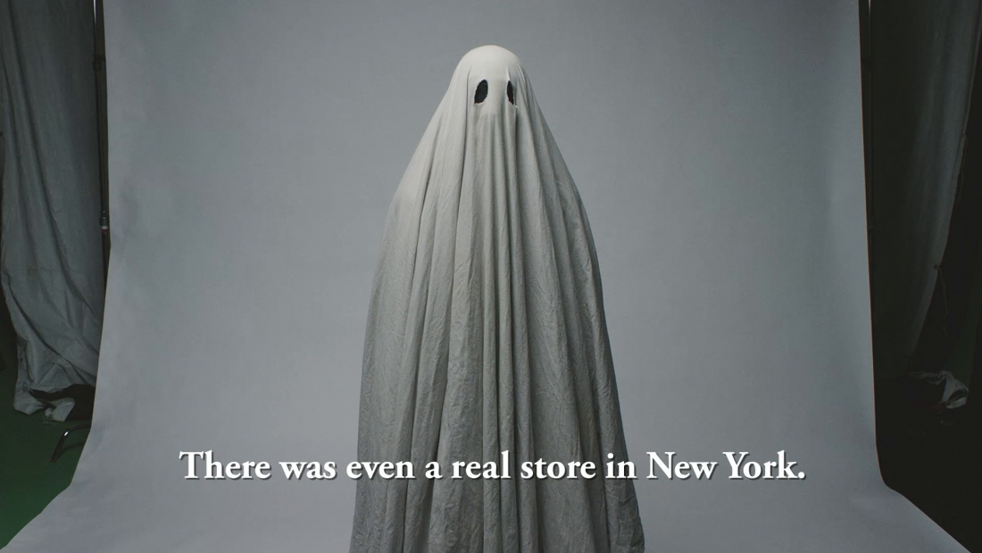 Thumbnail for A Ghost Store
